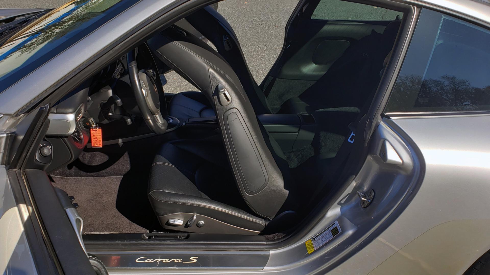 Used 2006 Porsche 911 CARRERA S / 5-SPD AUTO / SPORT CHRONO / NAV / BOSE / SUNROOF for sale Sold at Formula Imports in Charlotte NC 28227 66