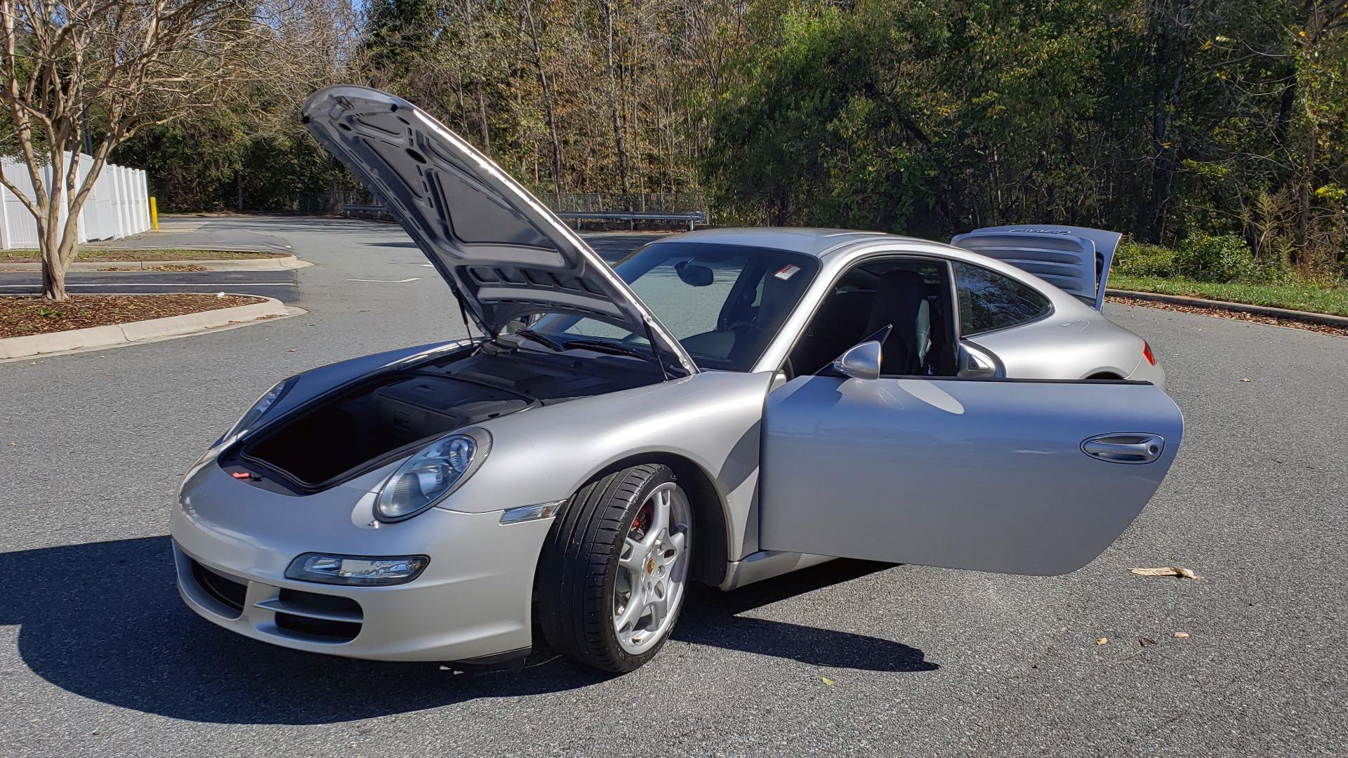 Used 2006 Porsche 911 CARRERA S / 5-SPD AUTO / SPORT CHRONO / NAV / BOSE / SUNROOF for sale Sold at Formula Imports in Charlotte NC 28227 72