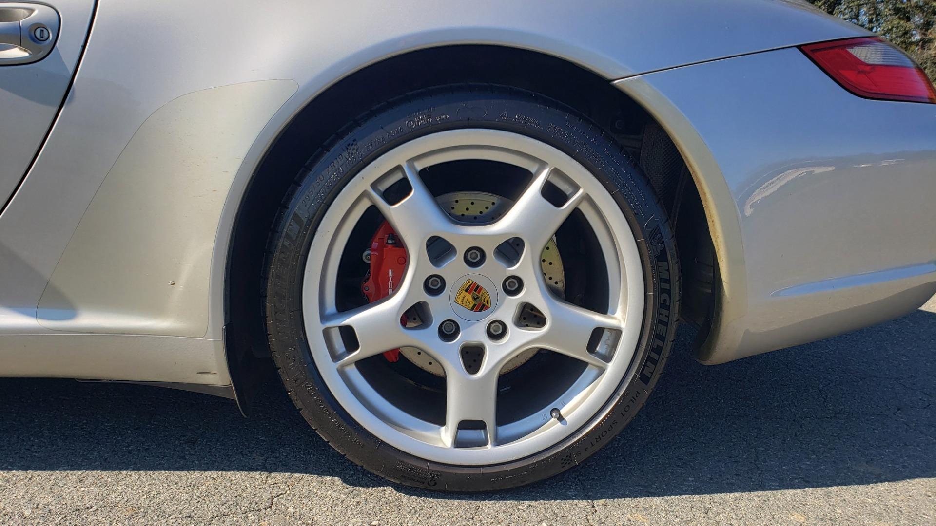 Used 2006 Porsche 911 CARRERA S / 5-SPD AUTO / SPORT CHRONO / NAV / BOSE / SUNROOF for sale Sold at Formula Imports in Charlotte NC 28227 80