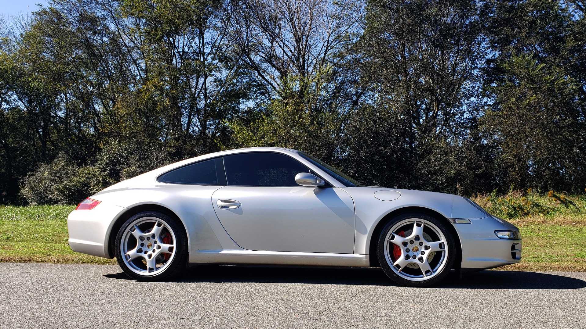 Used 2006 Porsche 911 CARRERA S / 5-SPD AUTO / SPORT CHRONO / NAV / BOSE / SUNROOF for sale Sold at Formula Imports in Charlotte NC 28227 9