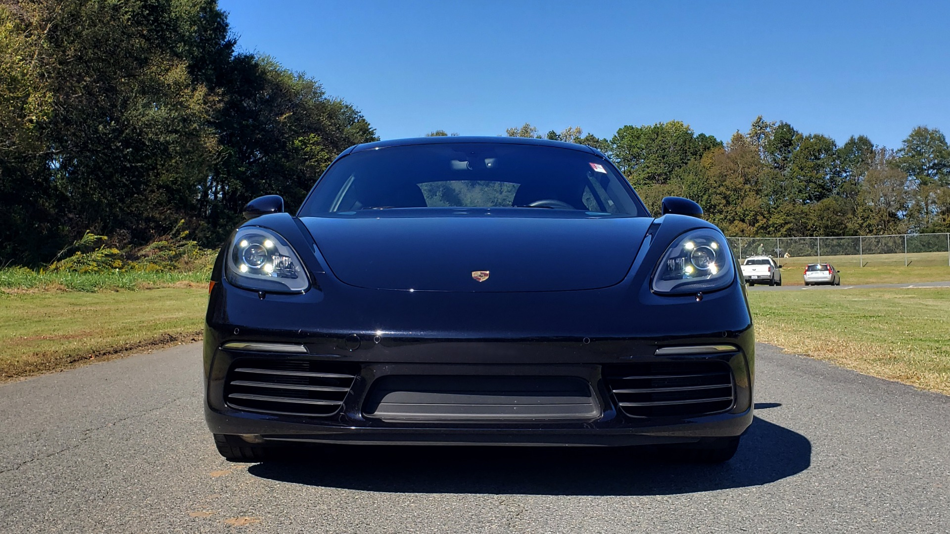 Used 2019 Porsche 718 CAYMAN S COUPE / PDK TRANS / LCA / BOSE / HTD STS / LIGHT DESIGN PKG for sale $67,999 at Formula Imports in Charlotte NC 28227 18