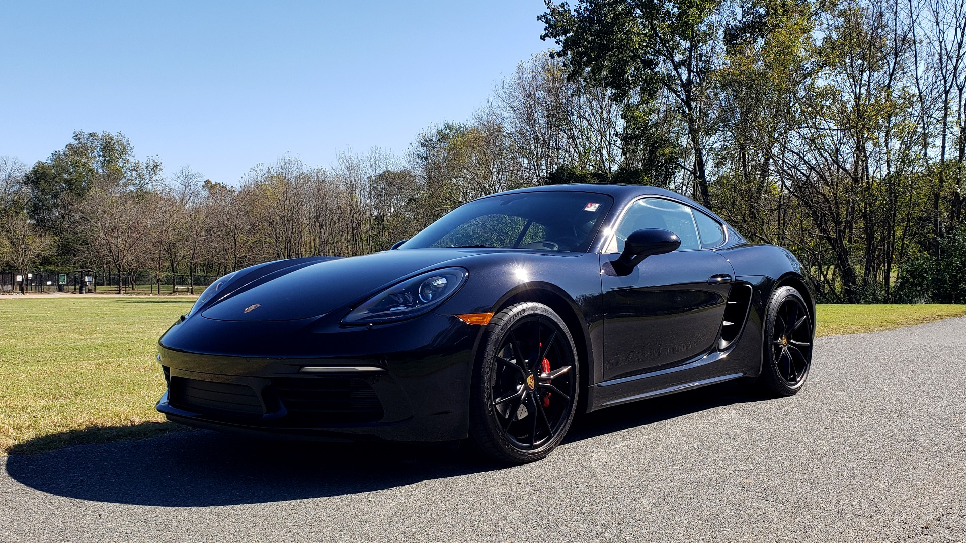 Used 2019 Porsche 718 CAYMAN S COUPE / PDK TRANS / LCA / BOSE / HTD STS / LIGHT DESIGN PKG for sale $67,999 at Formula Imports in Charlotte NC 28227 2