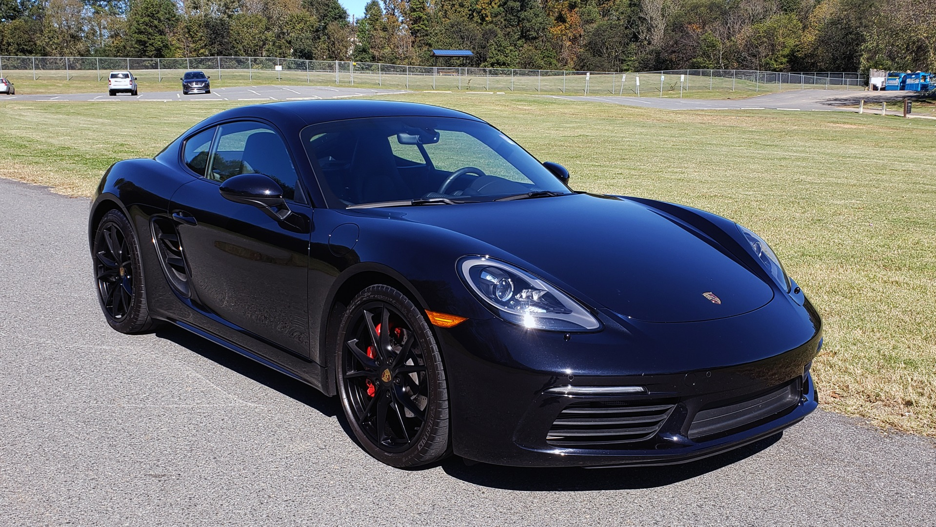 Used 2019 Porsche 718 CAYMAN S COUPE / PDK TRANS / LCA / BOSE / HTD STS / LIGHT DESIGN PKG for sale $67,999 at Formula Imports in Charlotte NC 28227 6