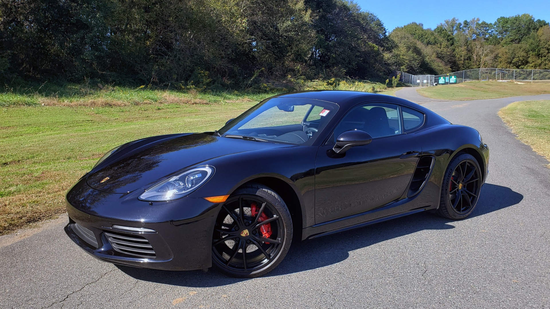 Used 2019 Porsche 718 CAYMAN S COUPE / PDK TRANS / LCA / BOSE / HTD STS / LIGHT DESIGN PKG for sale $67,999 at Formula Imports in Charlotte NC 28227 7