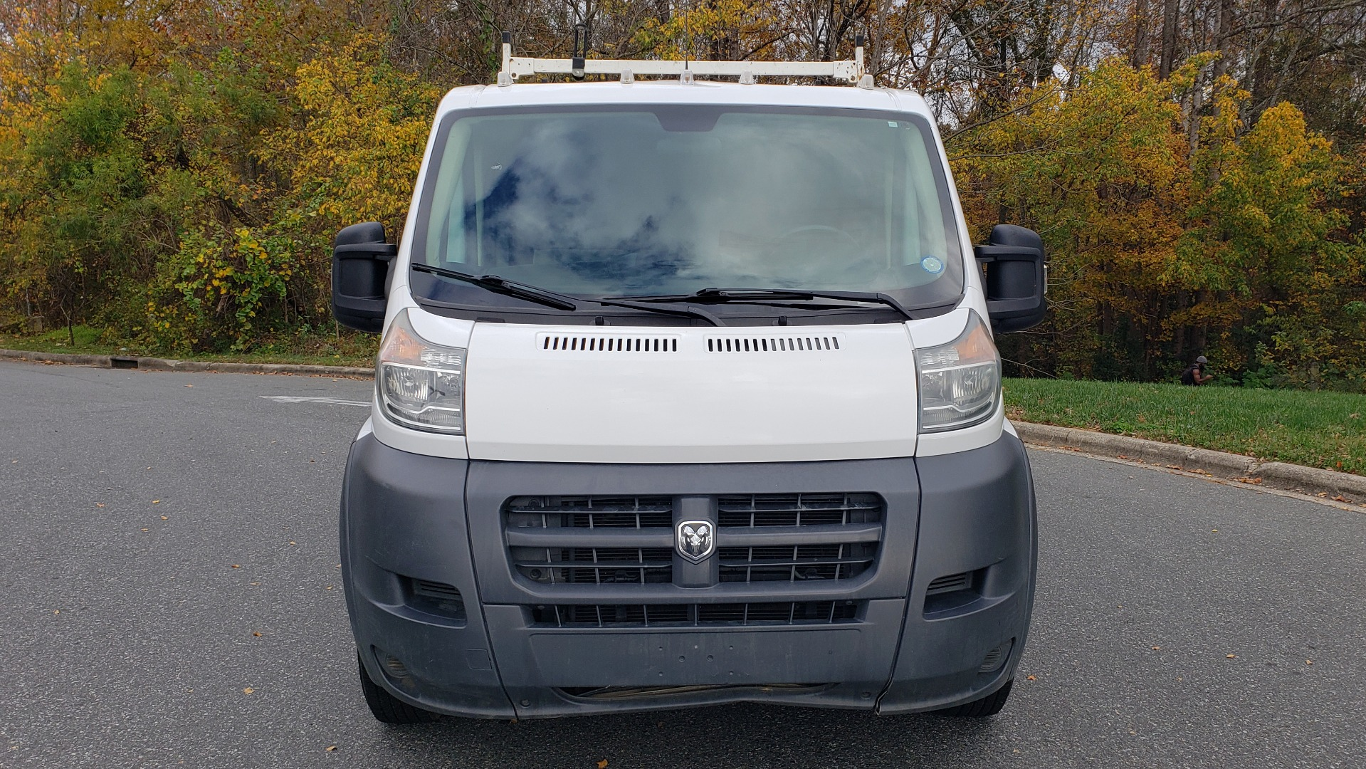 Used 2015 Ram PROMASTER CARGO VAN 136-INCH WB / LOW ROOF / LADDER RACK / INSIDE RACKS for sale Sold at Formula Imports in Charlotte NC 28227 17
