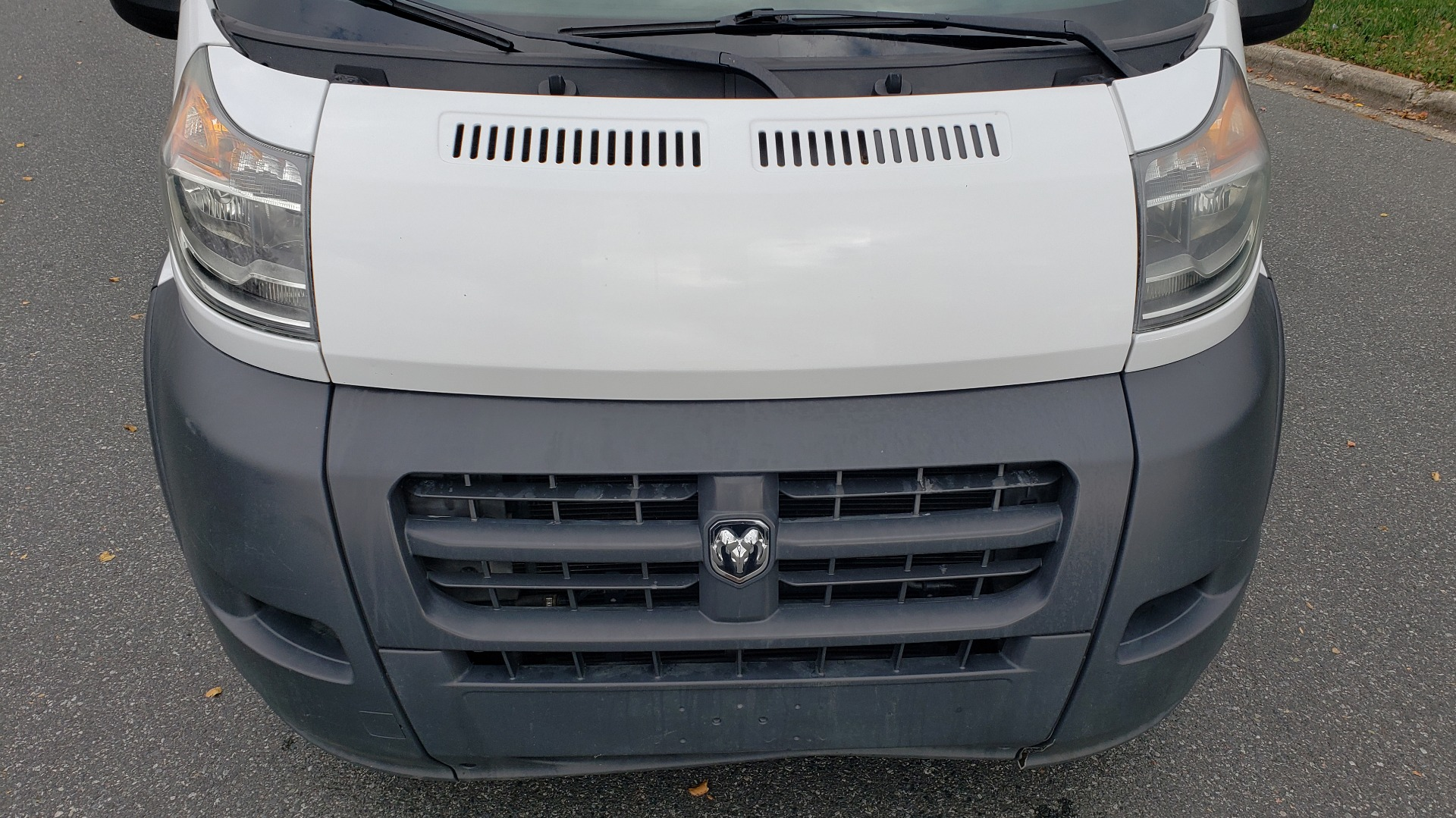 Used 2015 Ram PROMASTER CARGO VAN 136-INCH WB / LOW ROOF / LADDER RACK / INSIDE RACKS for sale Sold at Formula Imports in Charlotte NC 28227 22