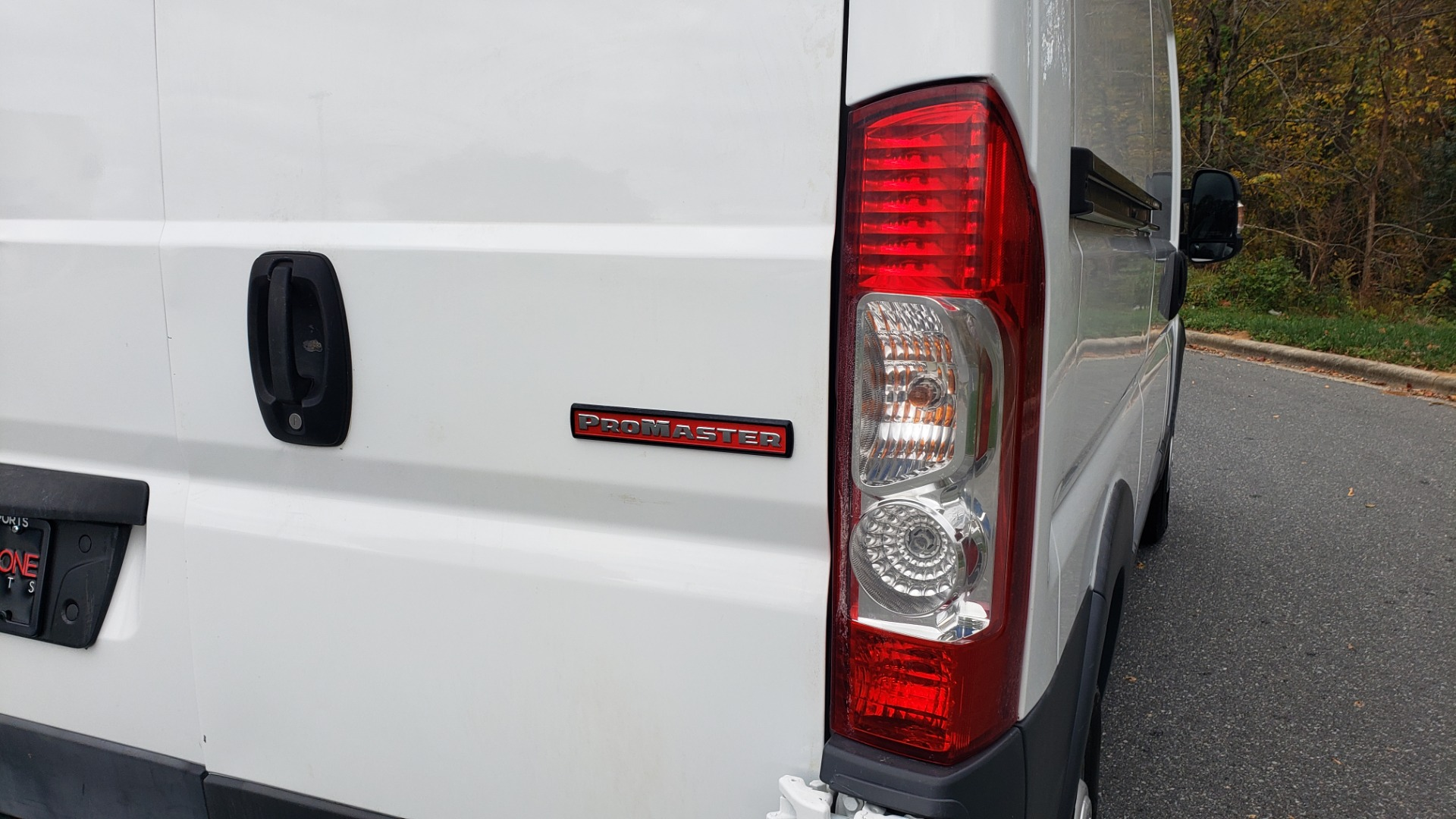 Used 2015 Ram PROMASTER CARGO VAN 136-INCH WB / LOW ROOF / LADDER RACK / INSIDE RACKS for sale Sold at Formula Imports in Charlotte NC 28227 28