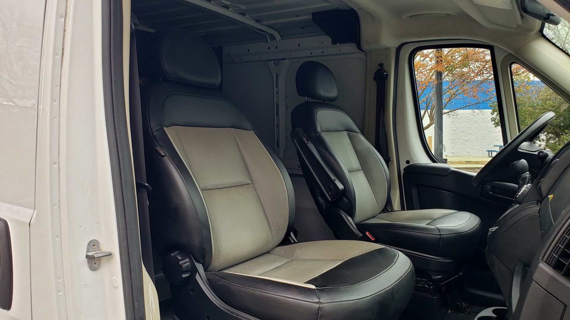 Used 2015 Ram PROMASTER CARGO VAN 136-INCH WB / LOW ROOF / LADDER RACK / INSIDE RACKS for sale $16,995 at Formula Imports in Charlotte NC 28227 52