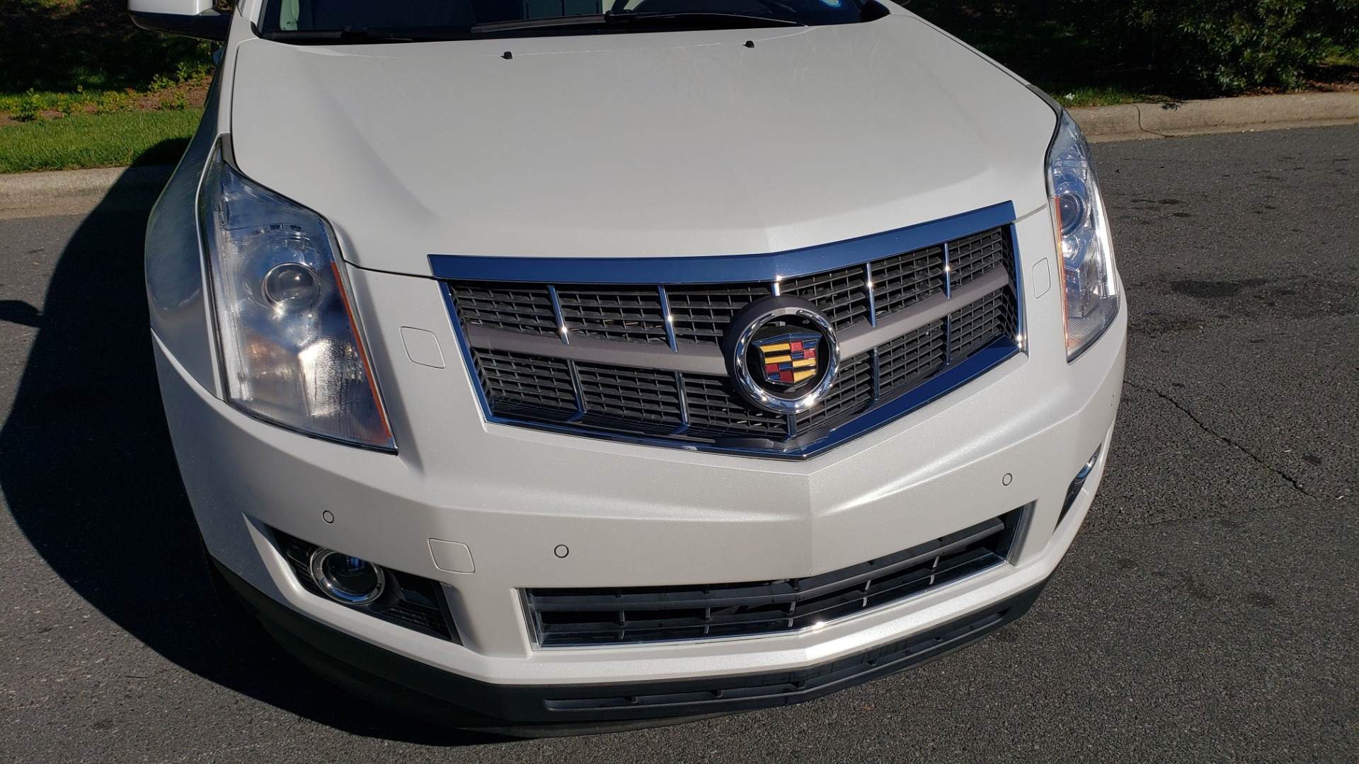 Used 2011 Cadillac SRX PERFORMANCE COLLECTION / ENT SYS / BOSE / REARVIEW for sale $15,999 at Formula Imports in Charlotte NC 28227 22