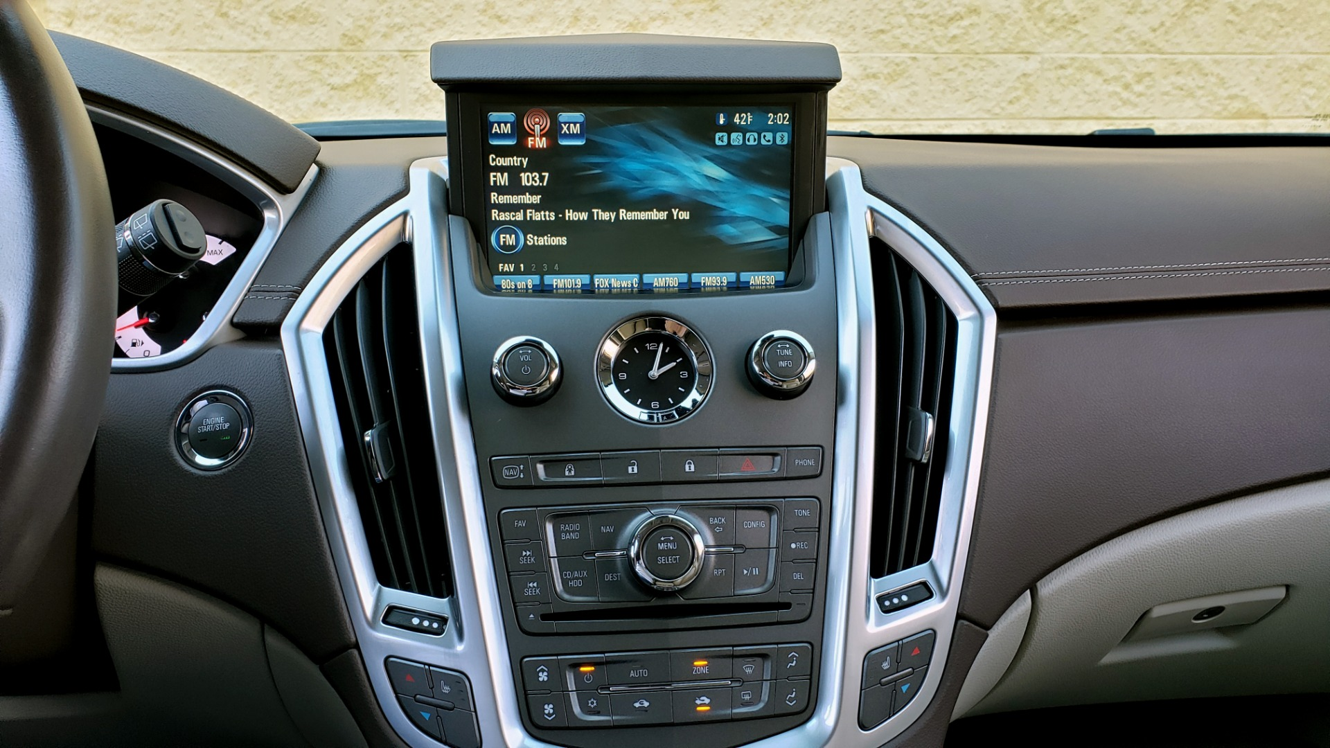 Used 2011 Cadillac SRX PERFORMANCE COLLECTION / ENT SYS / BOSE / REARVIEW for sale $15,999 at Formula Imports in Charlotte NC 28227 43