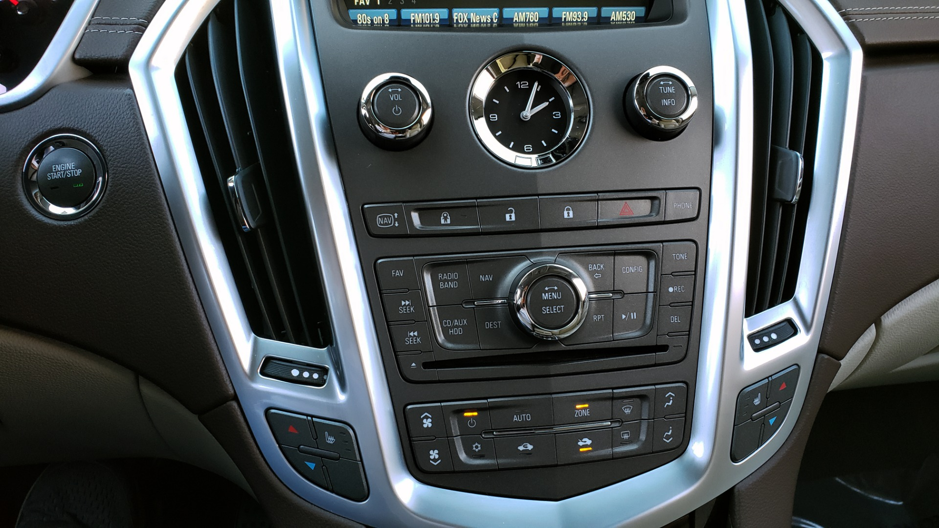 Used 2011 Cadillac SRX PERFORMANCE COLLECTION / ENT SYS / BOSE / REARVIEW for sale $15,999 at Formula Imports in Charlotte NC 28227 47