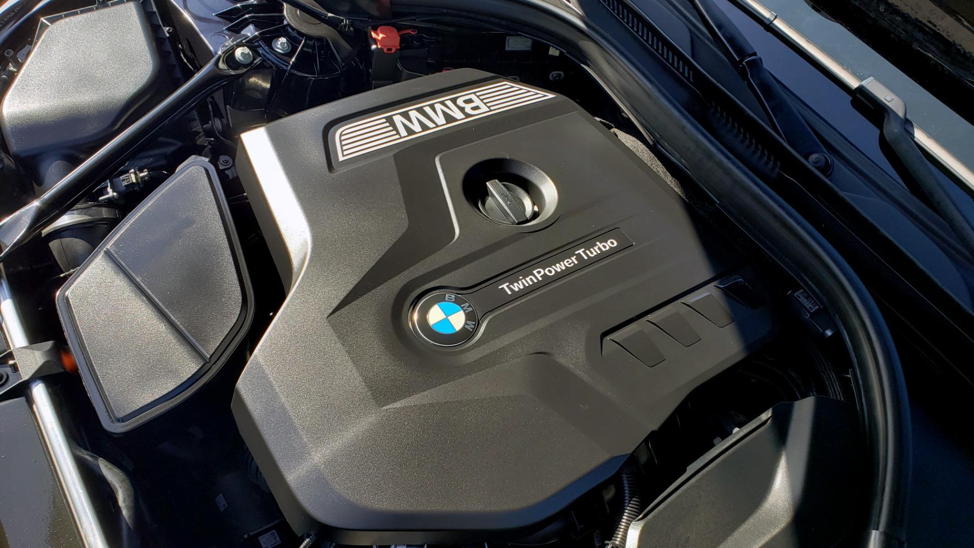 Used 2017 BMW 5 SERIES 530I M-SPORT / PREM PKG / DRVR ASST / HUD / NAV / REARVIEW for sale $33,995 at Formula Imports in Charlotte NC 28227 11