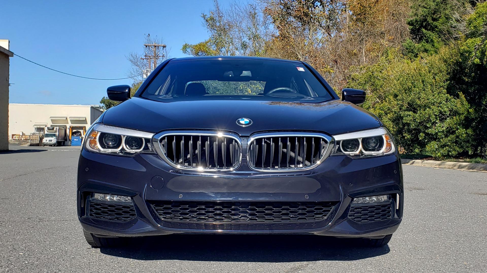Used 2017 BMW 5 SERIES 530I M-SPORT / PREM PKG / DRVR ASST / HUD / NAV / REARVIEW for sale $33,995 at Formula Imports in Charlotte NC 28227 17