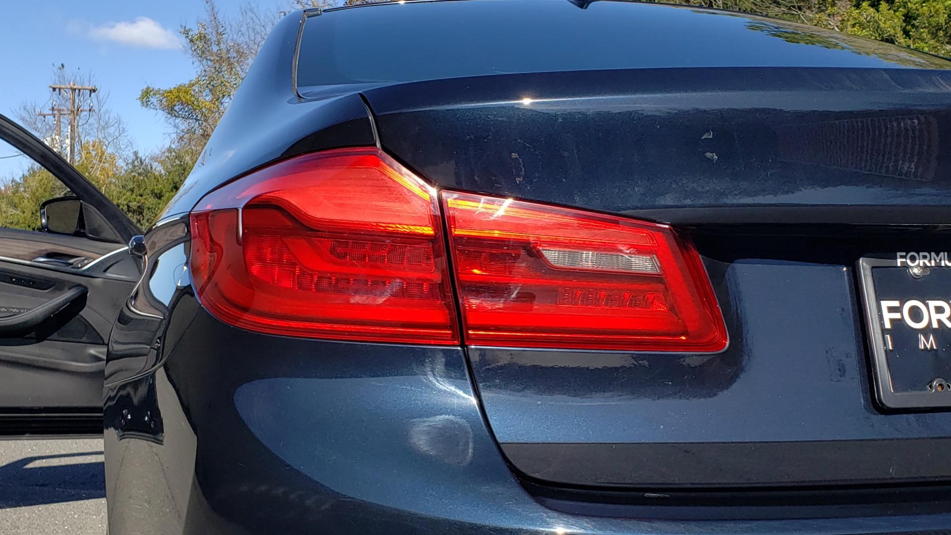 Used 2017 BMW 5 SERIES 530I M-SPORT / PREM PKG / DRVR ASST / HUD / NAV / REARVIEW for sale $33,995 at Formula Imports in Charlotte NC 28227 26