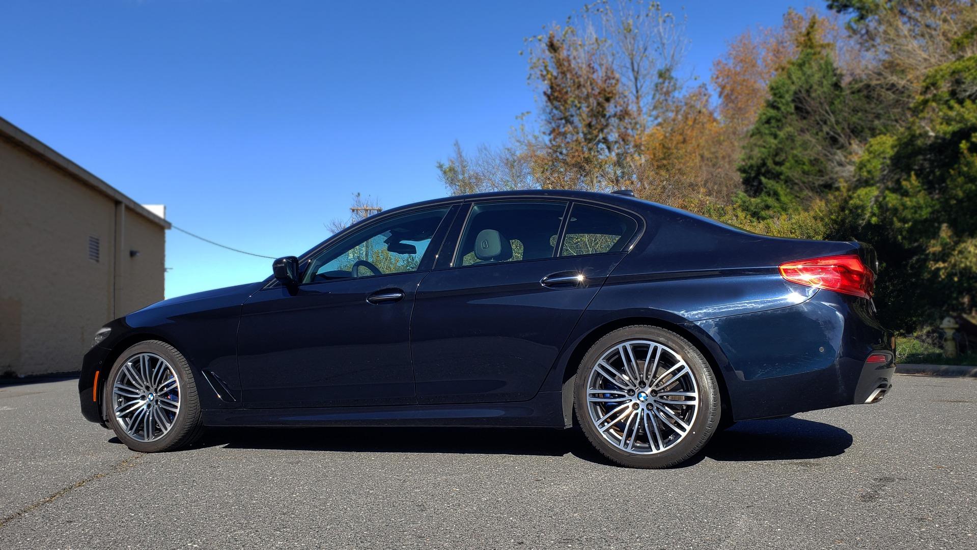 Used 2017 BMW 5 SERIES 530I M-SPORT / PREM PKG / DRVR ASST / HUD / NAV / REARVIEW for sale $33,995 at Formula Imports in Charlotte NC 28227 3