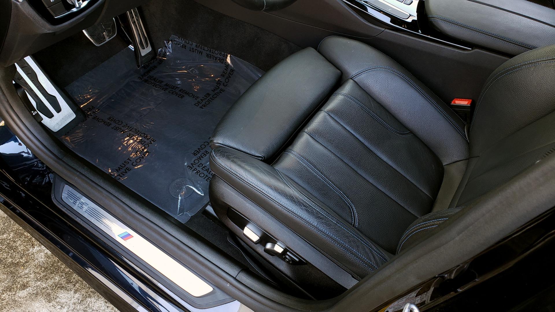 Used 2017 BMW 5 SERIES 530I M-SPORT / PREM PKG / DRVR ASST / HUD / NAV / REARVIEW for sale $33,995 at Formula Imports in Charlotte NC 28227 34