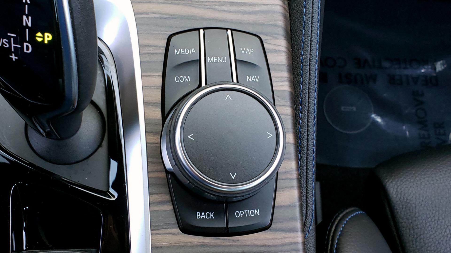 Used 2017 BMW 5 SERIES 530I M-SPORT / PREM PKG / DRVR ASST / HUD / NAV / REARVIEW for sale $33,995 at Formula Imports in Charlotte NC 28227 54