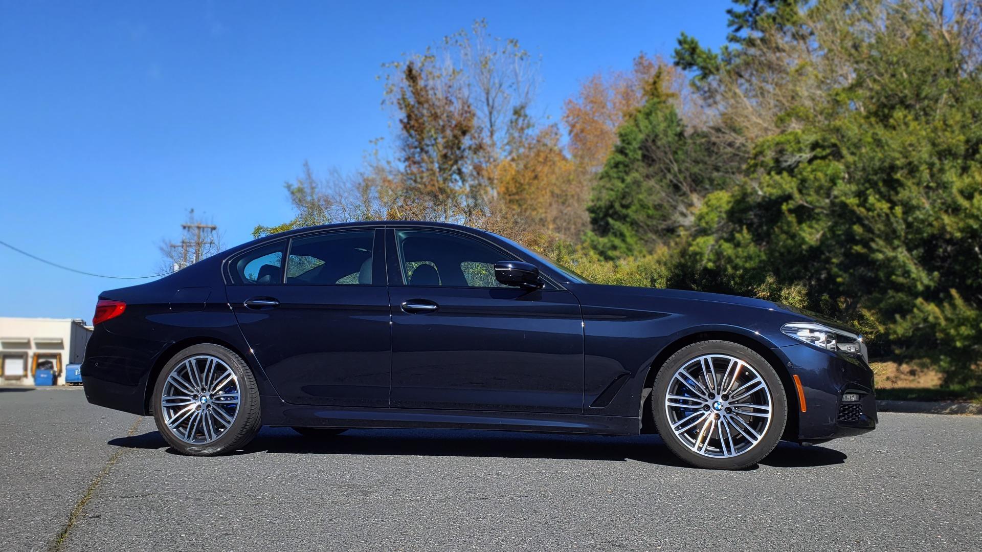 Used 2017 BMW 5 SERIES 530I M-SPORT / PREM PKG / DRVR ASST / HUD / NAV / REARVIEW for sale $33,995 at Formula Imports in Charlotte NC 28227 6