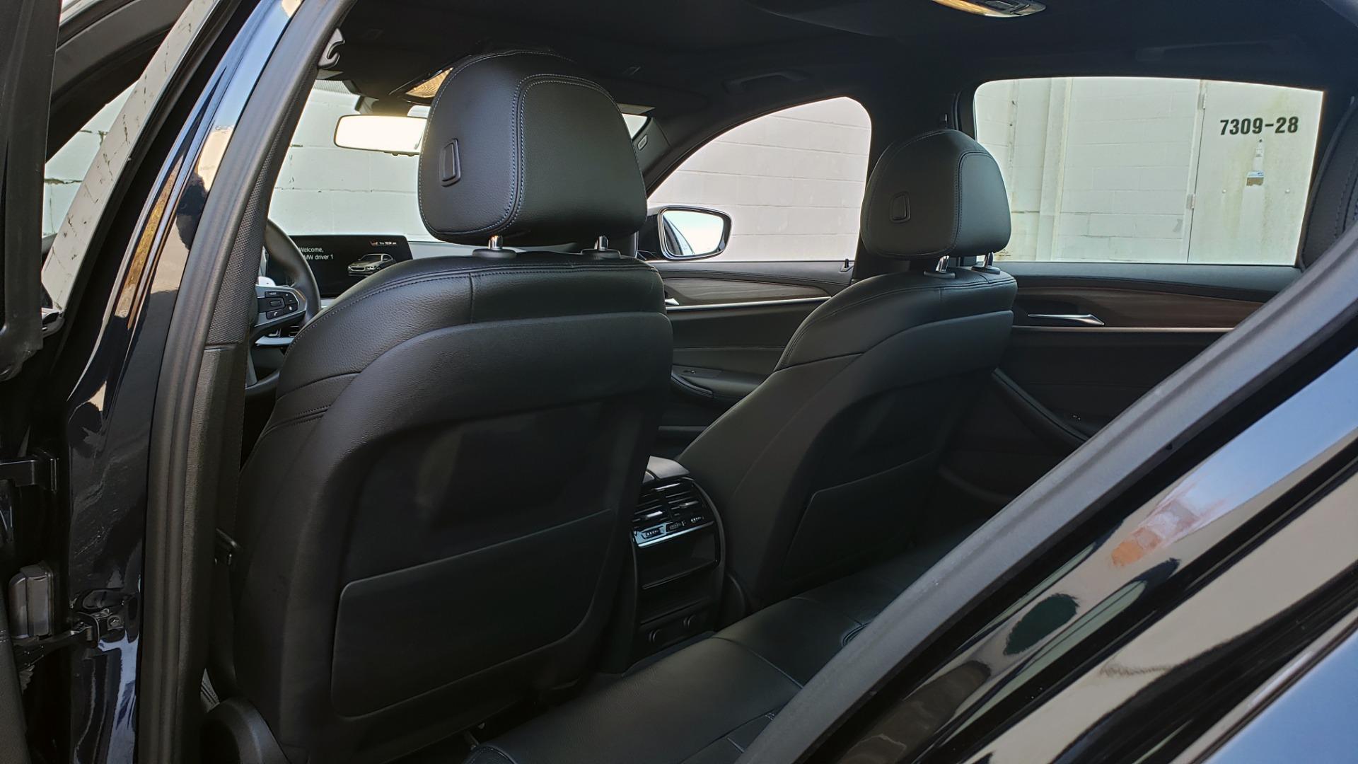 Used 2017 BMW 5 SERIES 530I M-SPORT / PREM PKG / DRVR ASST / HUD / NAV / REARVIEW for sale $33,995 at Formula Imports in Charlotte NC 28227 65