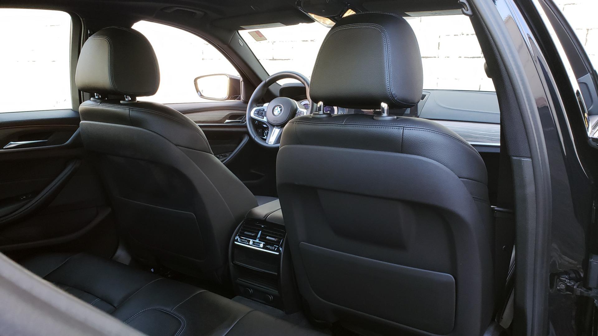 Used 2017 BMW 5 SERIES 530I M-SPORT / PREM PKG / DRVR ASST / HUD / NAV / REARVIEW for sale $33,995 at Formula Imports in Charlotte NC 28227 77
