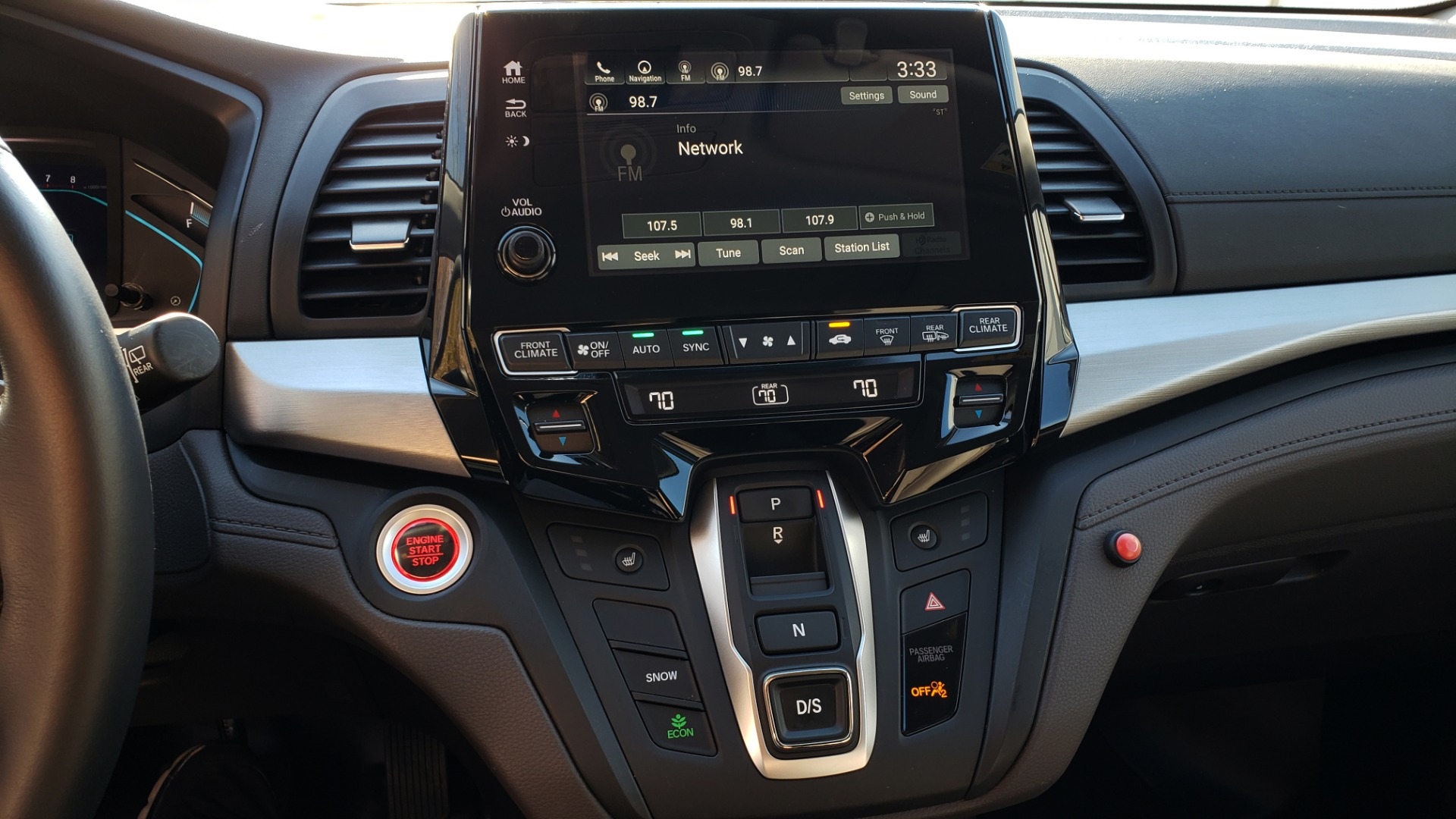 Used 2019 Honda ODYSSEY EX-L BRAUNABILITY / NAV / RES / LKA / BLUE-RAY / SUNROOF / REARVIEW for sale $49,999 at Formula Imports in Charlotte NC 28227 22