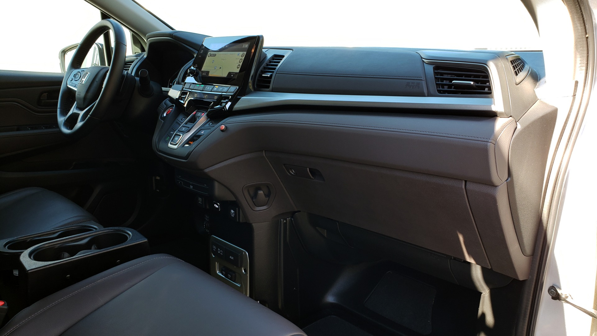 Used 2019 Honda ODYSSEY EX-L BRAUNABILITY / NAV / RES / LKA / BLUE-RAY / SUNROOF / REARVIEW for sale Sold at Formula Imports in Charlotte NC 28227 40