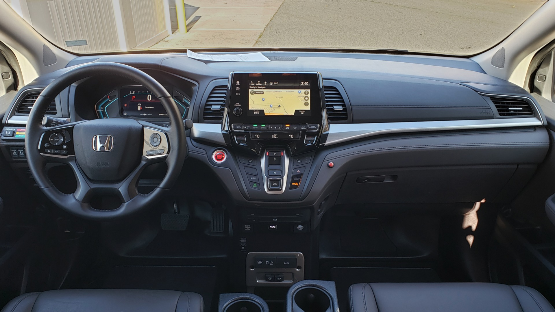 Used 2019 Honda ODYSSEY EX-L BRAUNABILITY / NAV / RES / LKA / BLUE-RAY / SUNROOF / REARVIEW for sale $49,999 at Formula Imports in Charlotte NC 28227 47