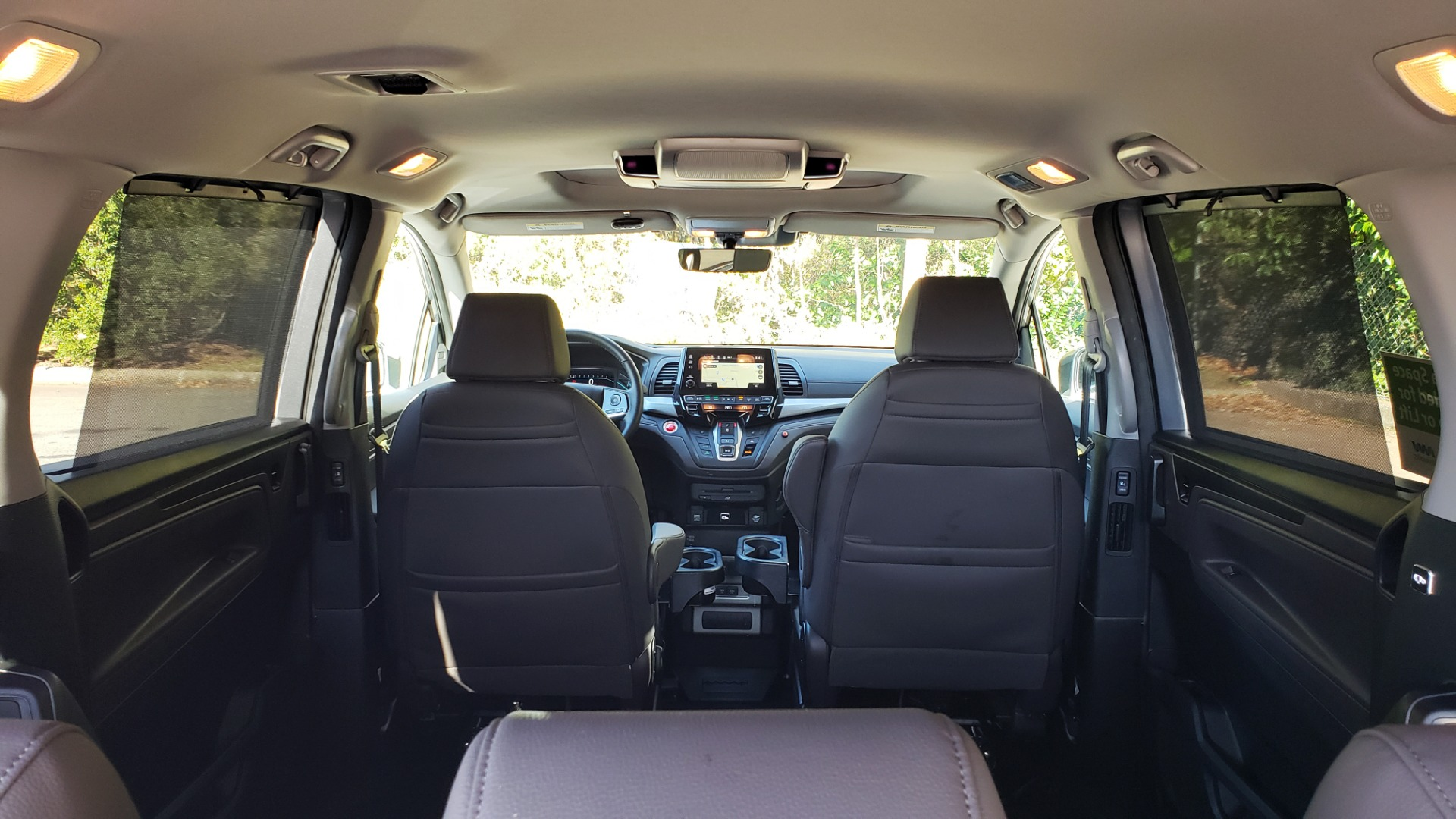 Used 2019 Honda ODYSSEY EX-L BRAUNABILITY / NAV / RES / LKA / BLUE-RAY / SUNROOF / REARVIEW for sale Sold at Formula Imports in Charlotte NC 28227 52