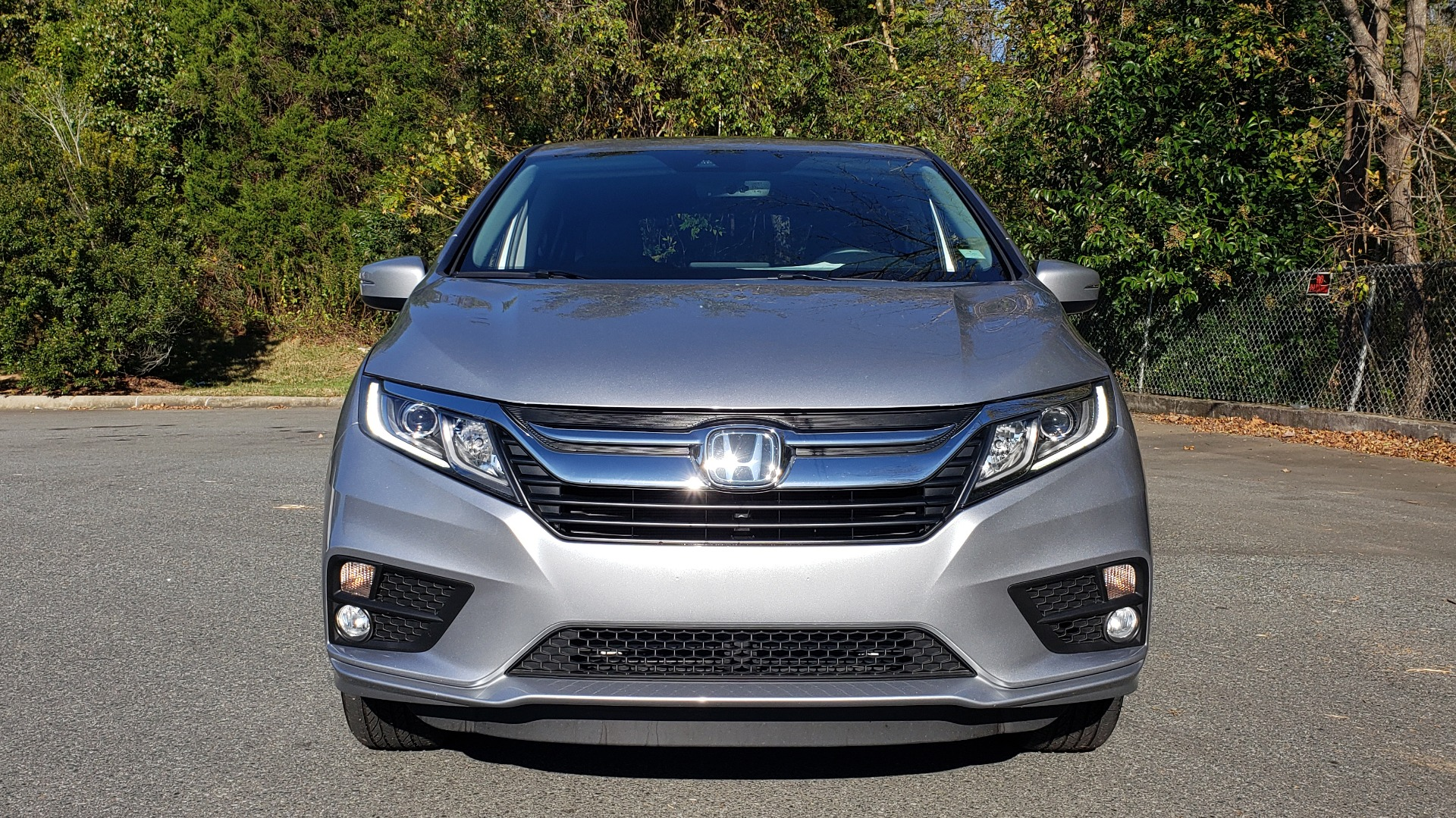 Used 2019 Honda ODYSSEY EX-L BRAUNABILITY / NAV / RES / LKA / BLUE-RAY / SUNROOF / REARVIEW for sale $49,999 at Formula Imports in Charlotte NC 28227 55