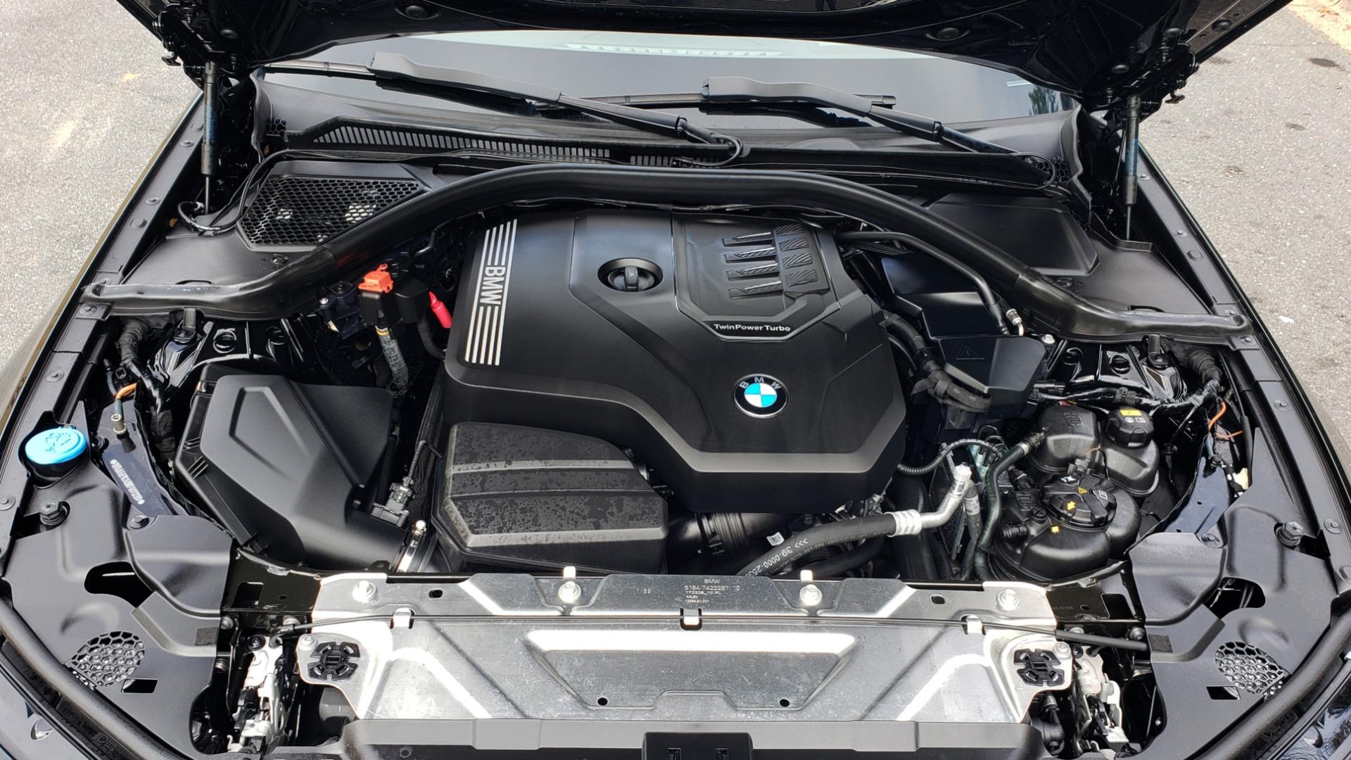 Used 2019 BMW 3 SERIES 330I PREM PKG / NAV / CONV PKG / H&K SND / LIVE COCKPIT PRO for sale Sold at Formula Imports in Charlotte NC 28227 11