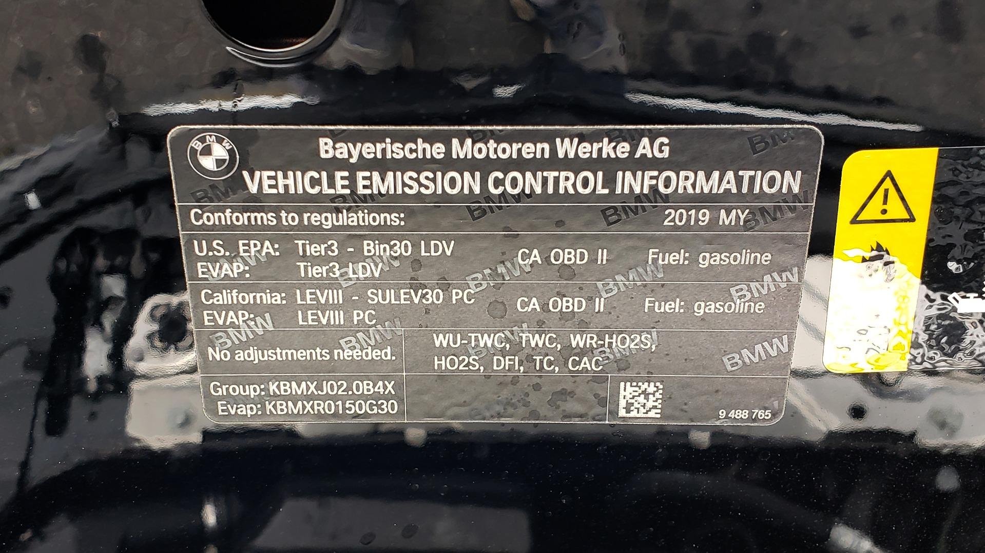 Used 2019 BMW 3 SERIES 330I PREM PKG / NAV / CONV PKG / H&K SND / LIVE COCKPIT PRO for sale Sold at Formula Imports in Charlotte NC 28227 13