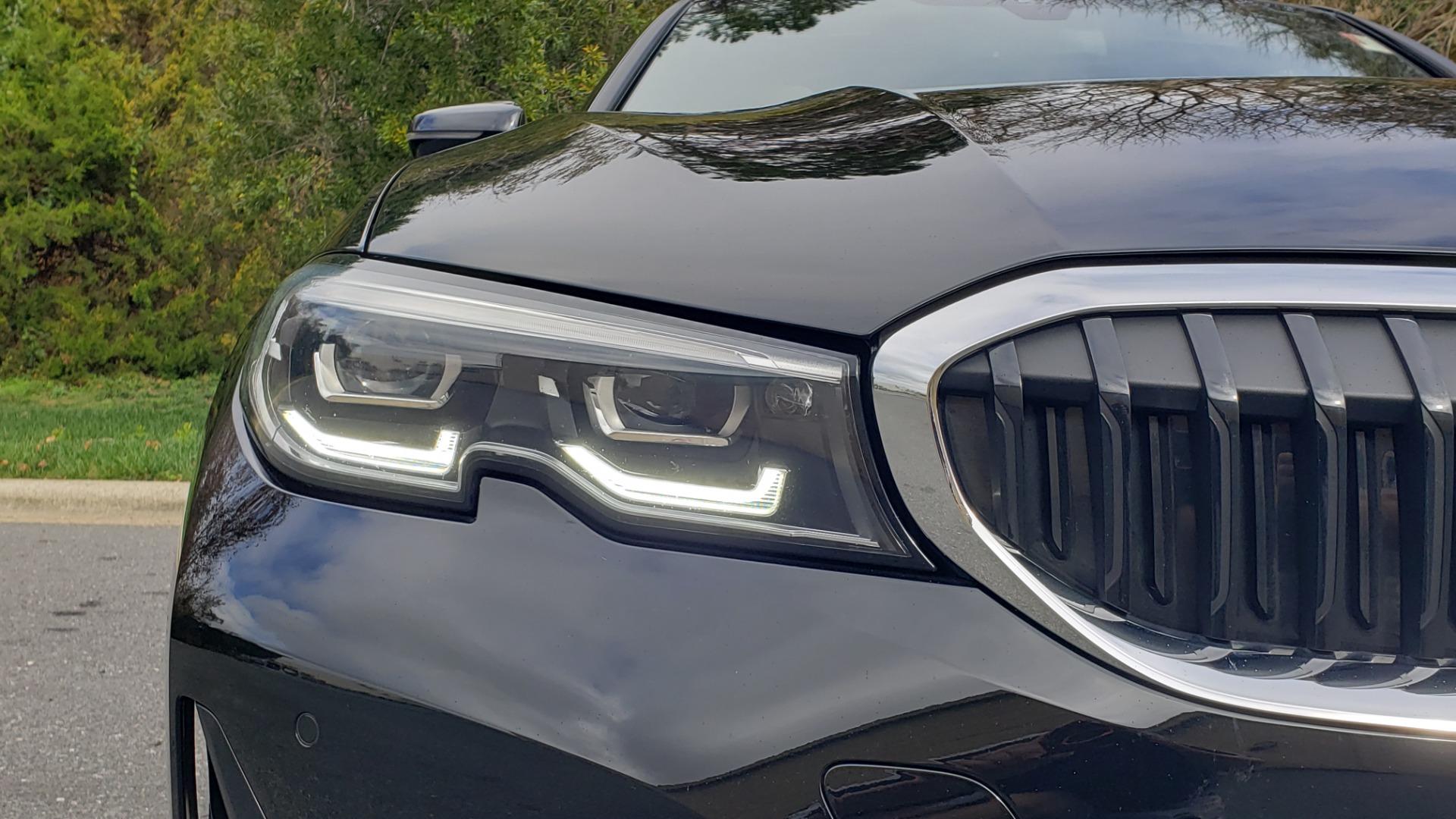Used 2019 BMW 3 SERIES 330I PREM PKG / NAV / CONV PKG / H&K SND / LIVE COCKPIT PRO for sale Sold at Formula Imports in Charlotte NC 28227 19