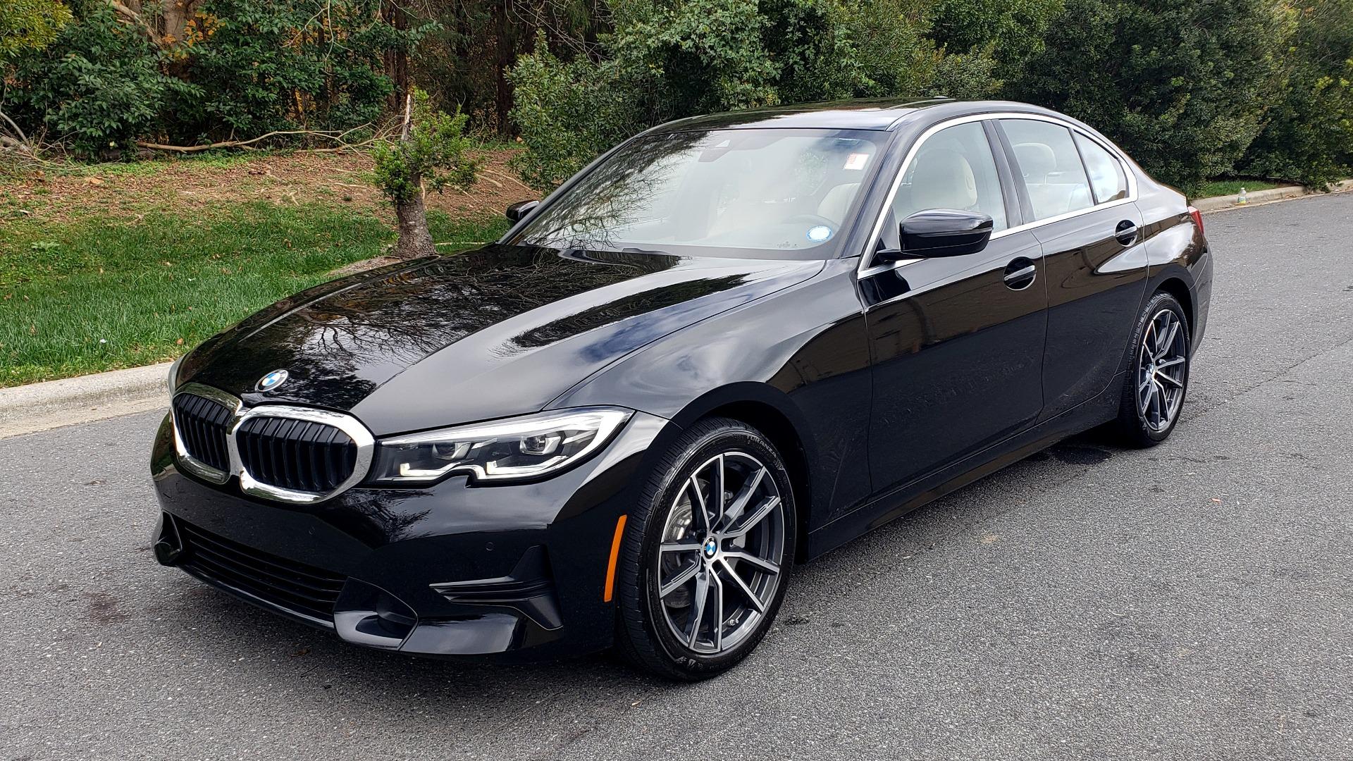 Used 2019 BMW 3 SERIES 330I PREM PKG / NAV / CONV PKG / H&K SND / LIVE COCKPIT PRO for sale Sold at Formula Imports in Charlotte NC 28227 2