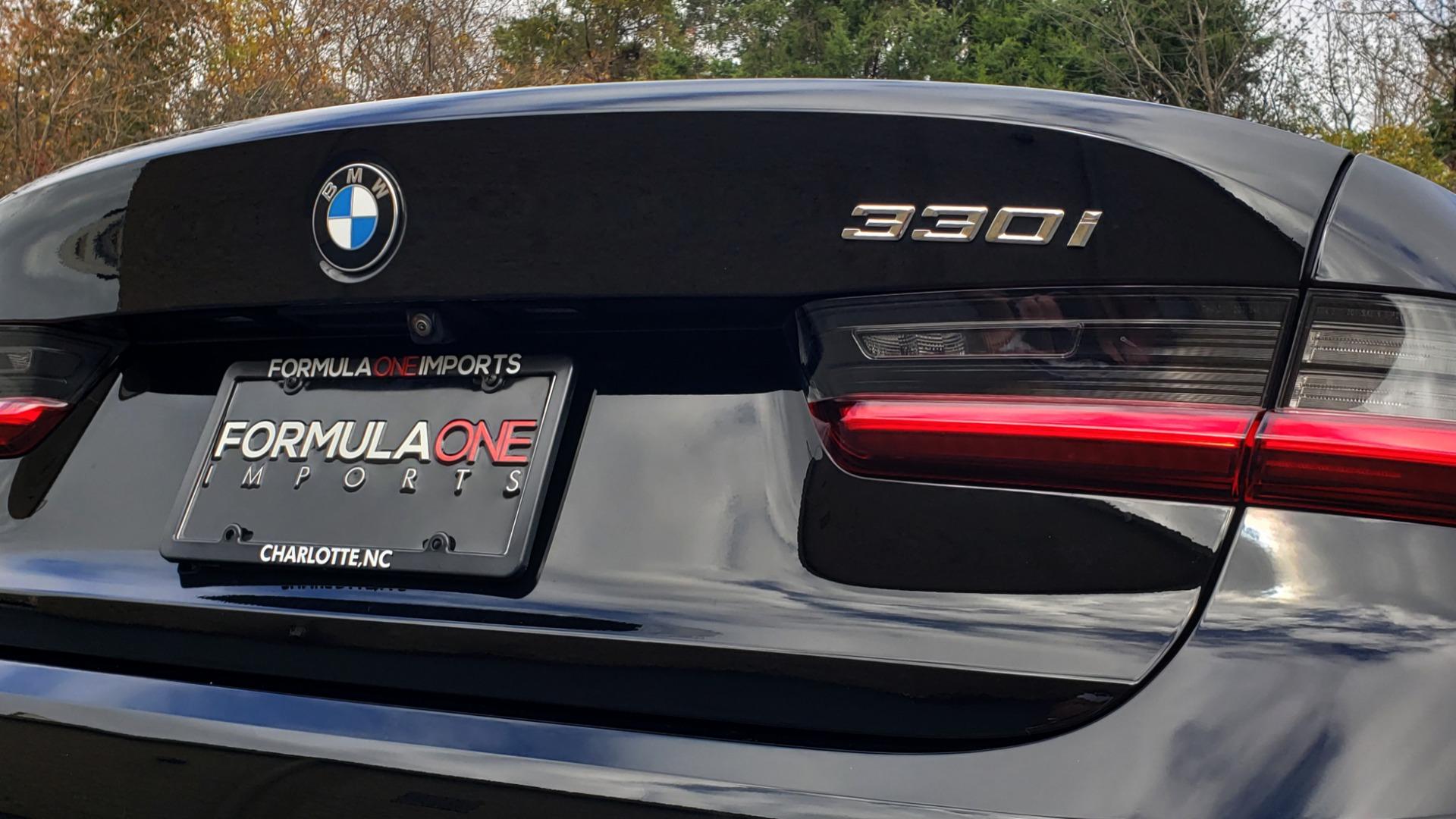 Used 2019 BMW 3 SERIES 330I PREM PKG / NAV / CONV PKG / H&K SND / LIVE COCKPIT PRO for sale Sold at Formula Imports in Charlotte NC 28227 29