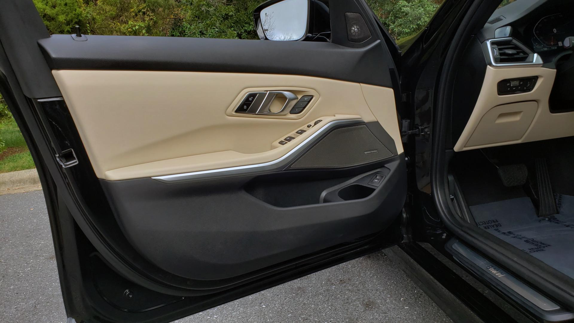 Used 2019 BMW 3 SERIES 330I PREM PKG / NAV / CONV PKG / H&K SND / LIVE COCKPIT PRO for sale Sold at Formula Imports in Charlotte NC 28227 30