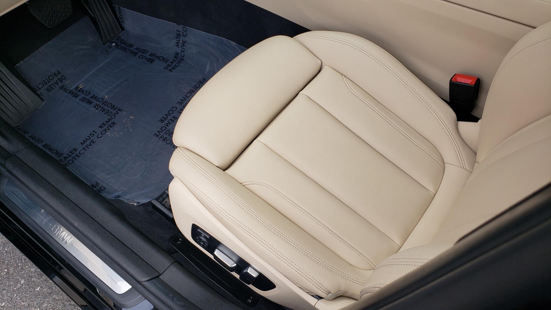 Used 2019 BMW 3 SERIES 330I PREM PKG / NAV / CONV PKG / H&K SND / LIVE COCKPIT PRO for sale Sold at Formula Imports in Charlotte NC 28227 33