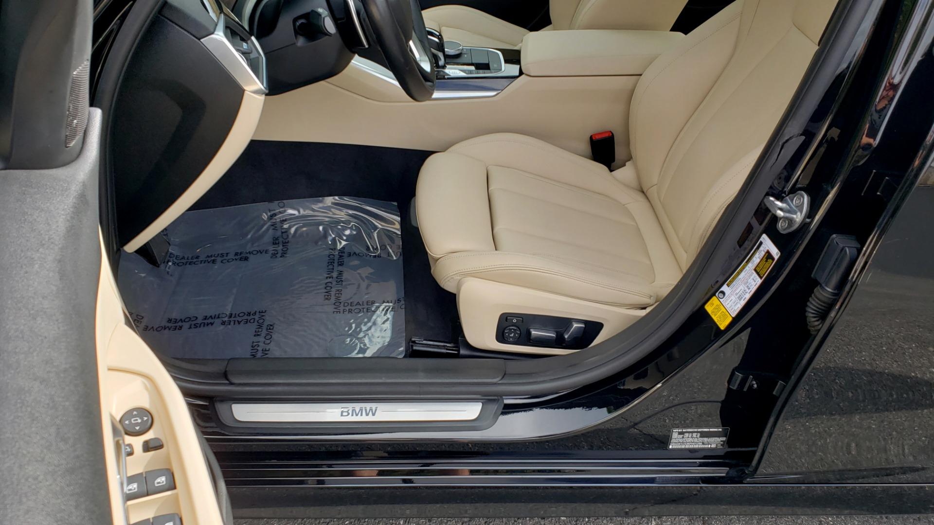 Used 2019 BMW 3 SERIES 330I PREM PKG / NAV / CONV PKG / H&K SND / LIVE COCKPIT PRO for sale Sold at Formula Imports in Charlotte NC 28227 34