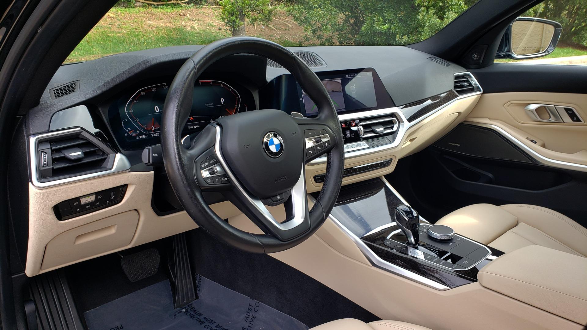 Used 2019 BMW 3 SERIES 330I PREM PKG / NAV / CONV PKG / H&K SND / LIVE COCKPIT PRO for sale Sold at Formula Imports in Charlotte NC 28227 36