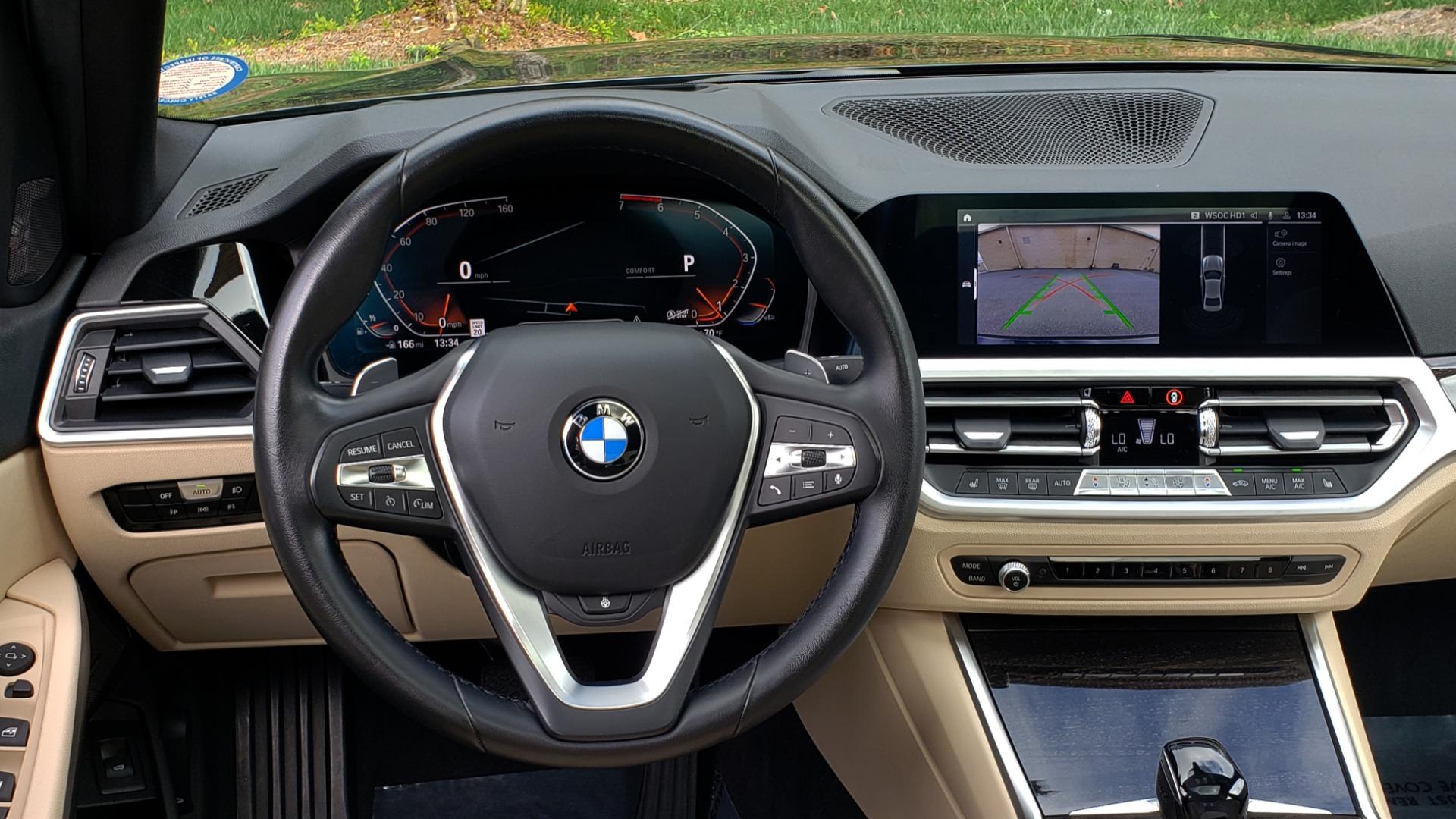 Used 2019 BMW 3 SERIES 330I PREM PKG / NAV / CONV PKG / H&K SND / LIVE COCKPIT PRO for sale Sold at Formula Imports in Charlotte NC 28227 37