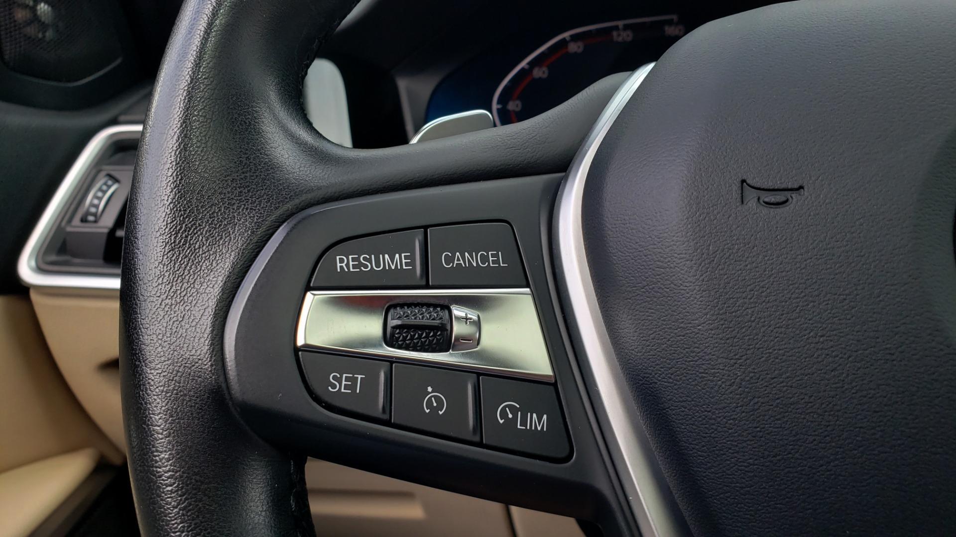 Used 2019 BMW 3 SERIES 330I PREM PKG / NAV / CONV PKG / H&K SND / LIVE COCKPIT PRO for sale Sold at Formula Imports in Charlotte NC 28227 40