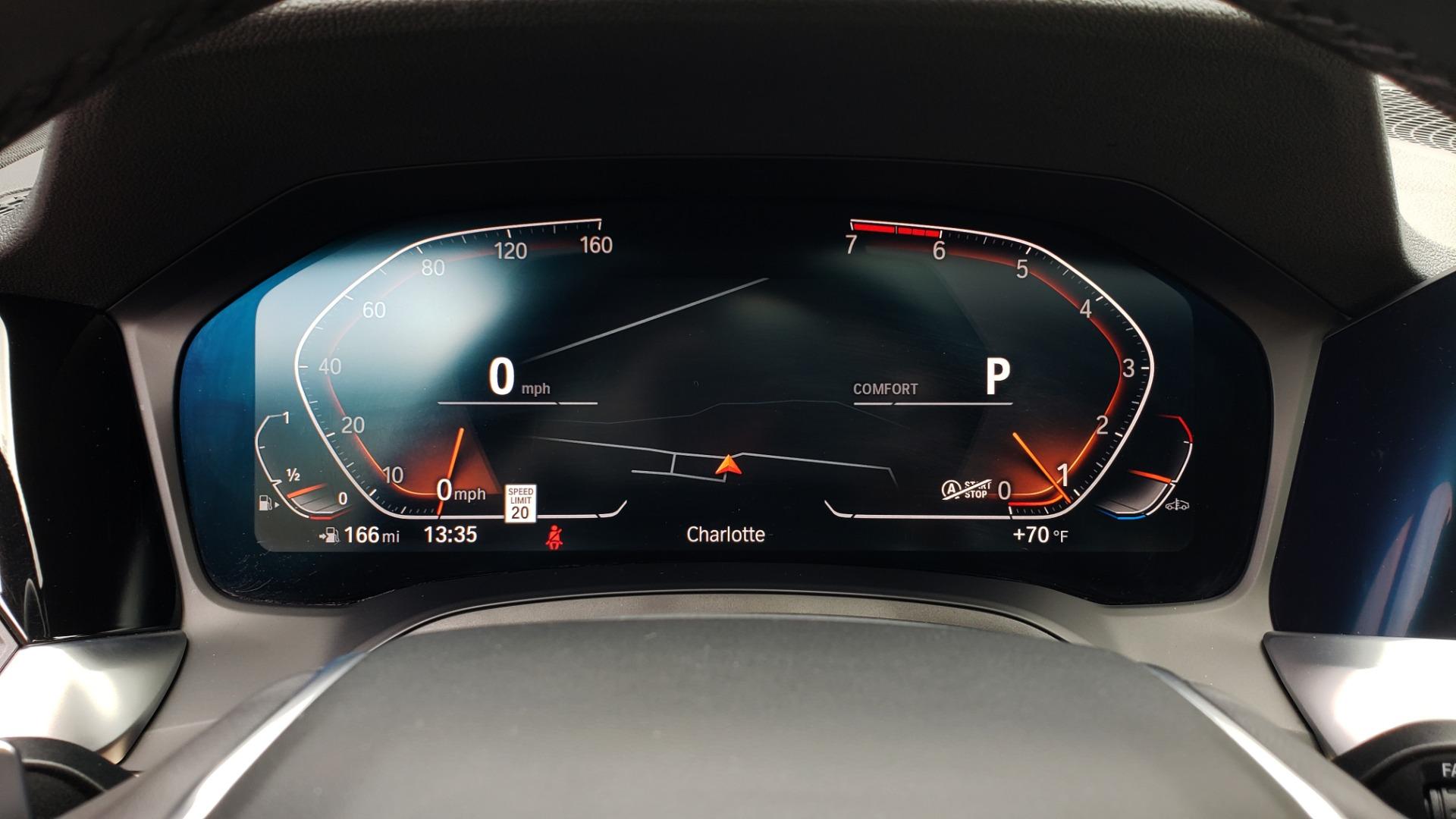 Used 2019 BMW 3 SERIES 330I PREM PKG / NAV / CONV PKG / H&K SND / LIVE COCKPIT PRO for sale Sold at Formula Imports in Charlotte NC 28227 44
