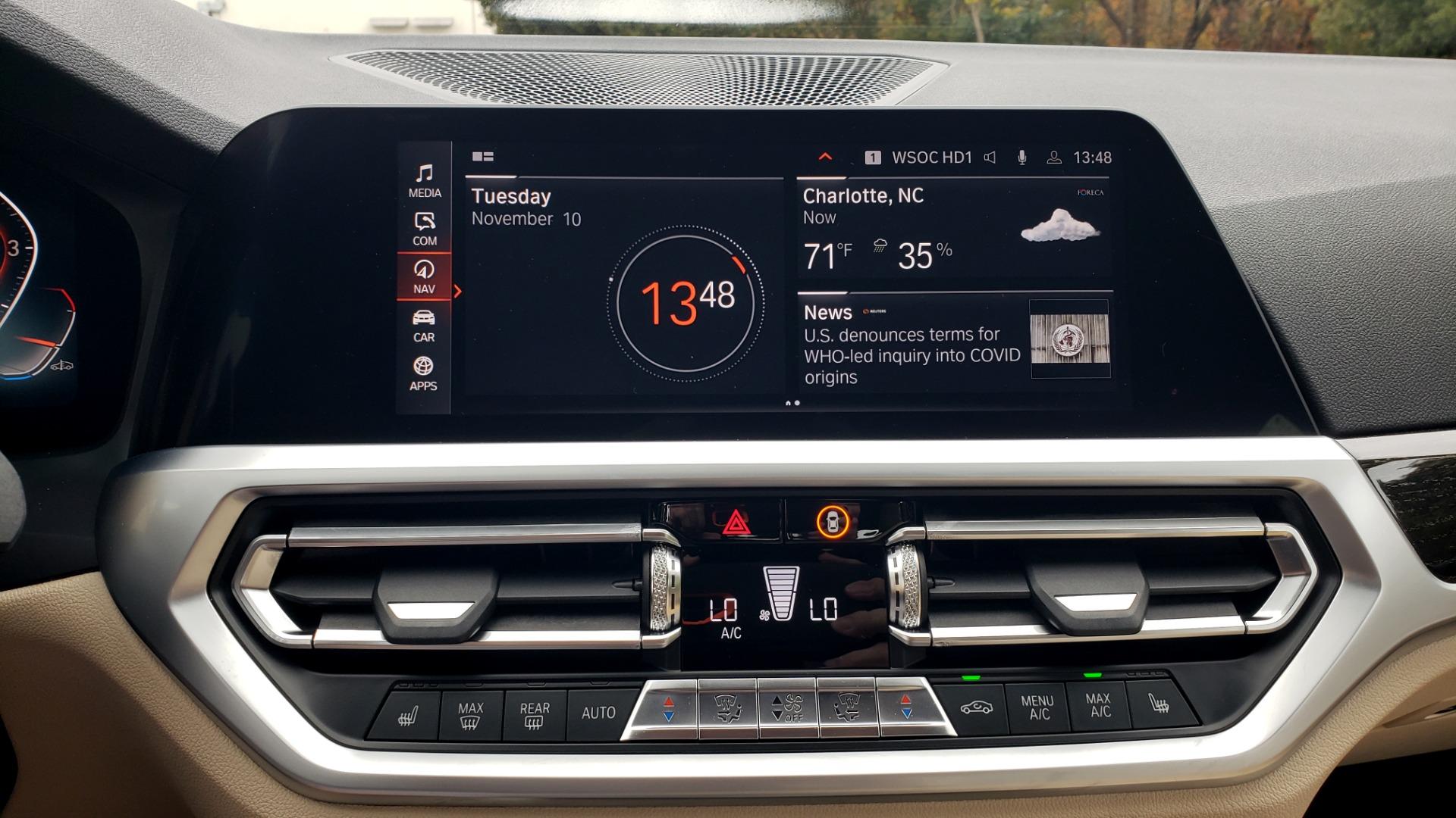 Used 2019 BMW 3 SERIES 330I PREM PKG / NAV / CONV PKG / H&K SND / LIVE COCKPIT PRO for sale Sold at Formula Imports in Charlotte NC 28227 46