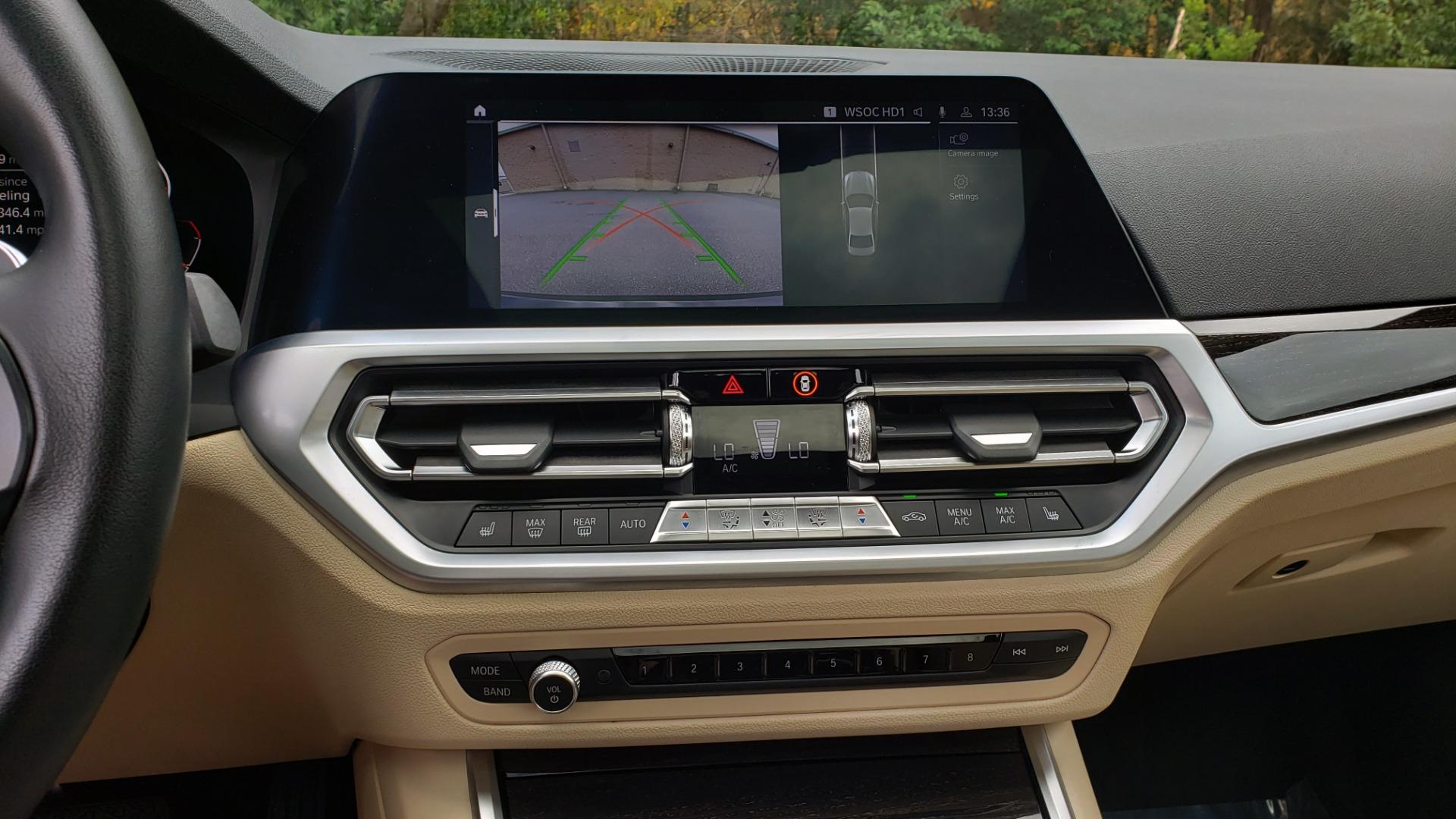 Used 2019 BMW 3 SERIES 330I PREM PKG / NAV / CONV PKG / H&K SND / LIVE COCKPIT PRO for sale Sold at Formula Imports in Charlotte NC 28227 47