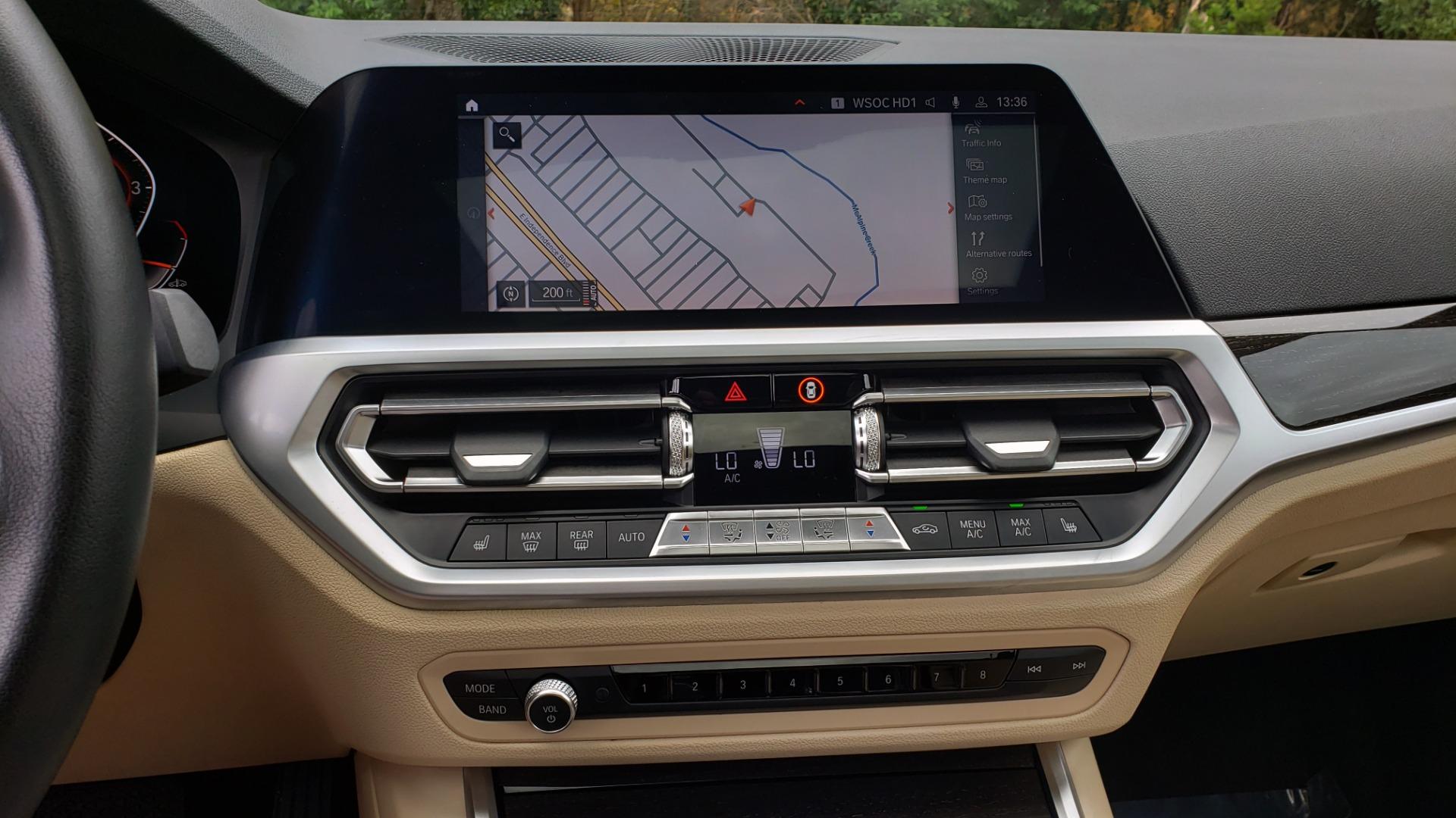 Used 2019 BMW 3 SERIES 330I PREM PKG / NAV / CONV PKG / H&K SND / LIVE COCKPIT PRO for sale Sold at Formula Imports in Charlotte NC 28227 49