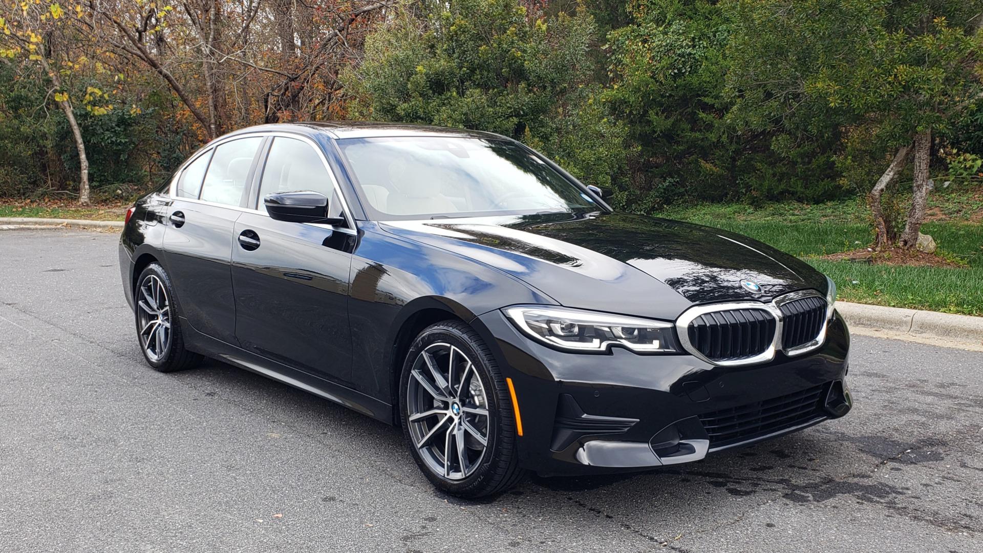 Used 2019 BMW 3 SERIES 330I PREM PKG / NAV / CONV PKG / H&K SND / LIVE COCKPIT PRO for sale Sold at Formula Imports in Charlotte NC 28227 5