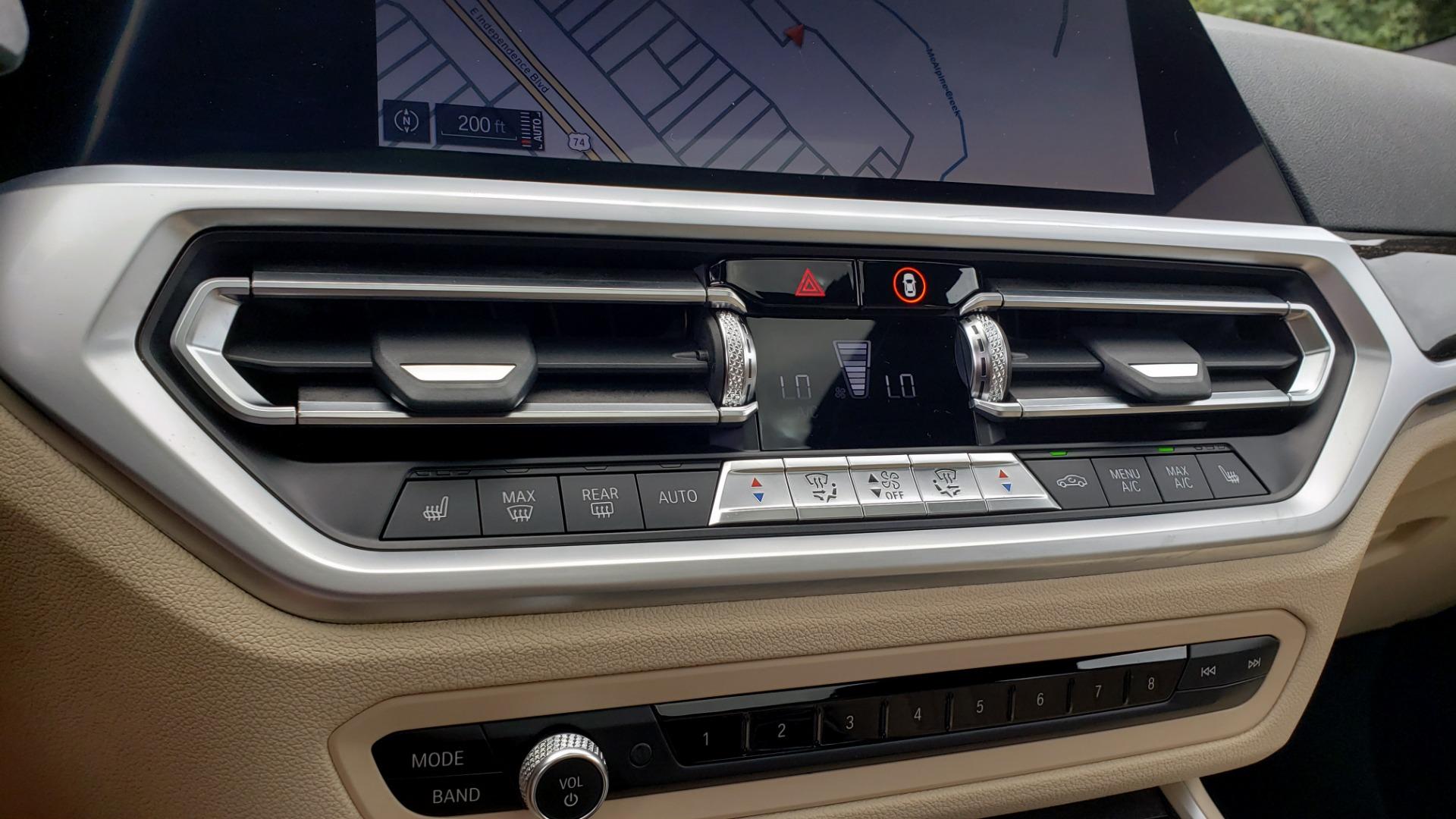 Used 2019 BMW 3 SERIES 330I PREM PKG / NAV / CONV PKG / H&K SND / LIVE COCKPIT PRO for sale Sold at Formula Imports in Charlotte NC 28227 50