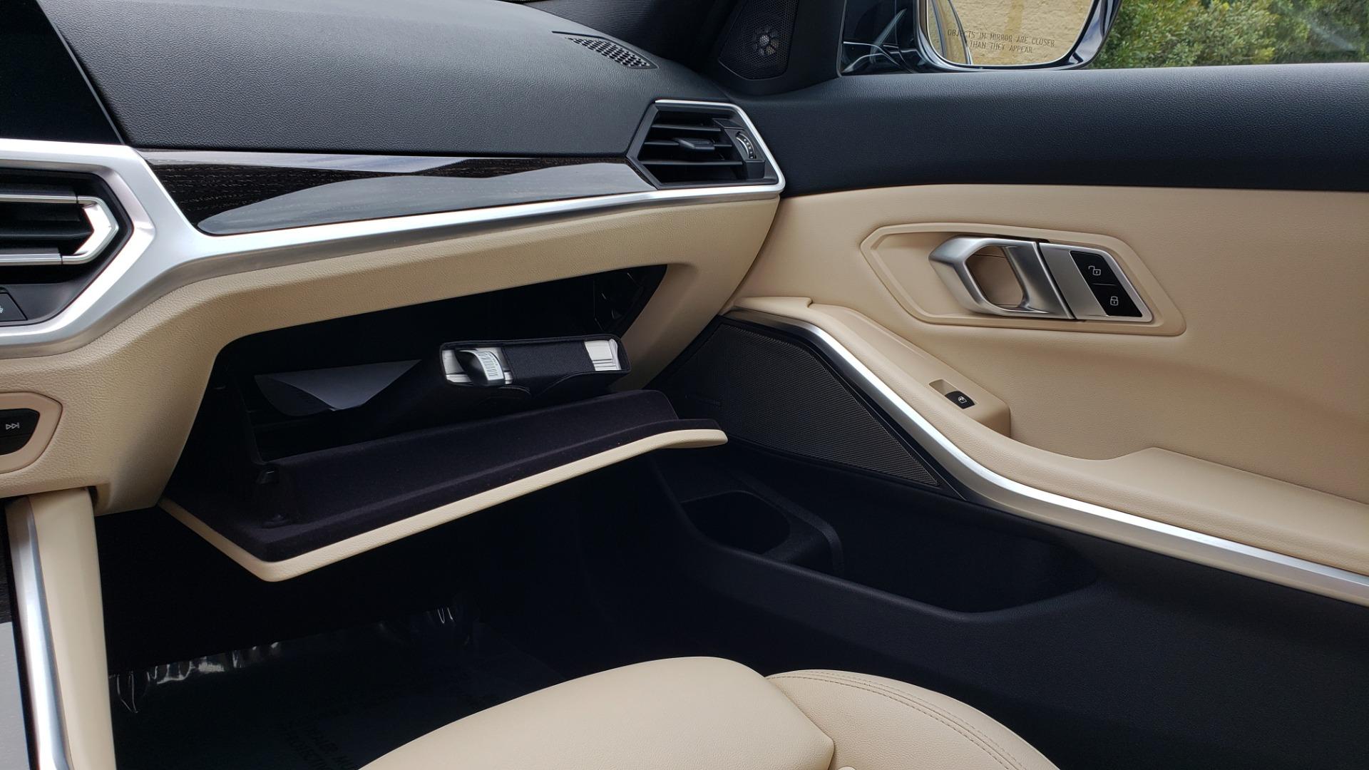 Used 2019 BMW 3 SERIES 330I PREM PKG / NAV / CONV PKG / H&K SND / LIVE COCKPIT PRO for sale Sold at Formula Imports in Charlotte NC 28227 54