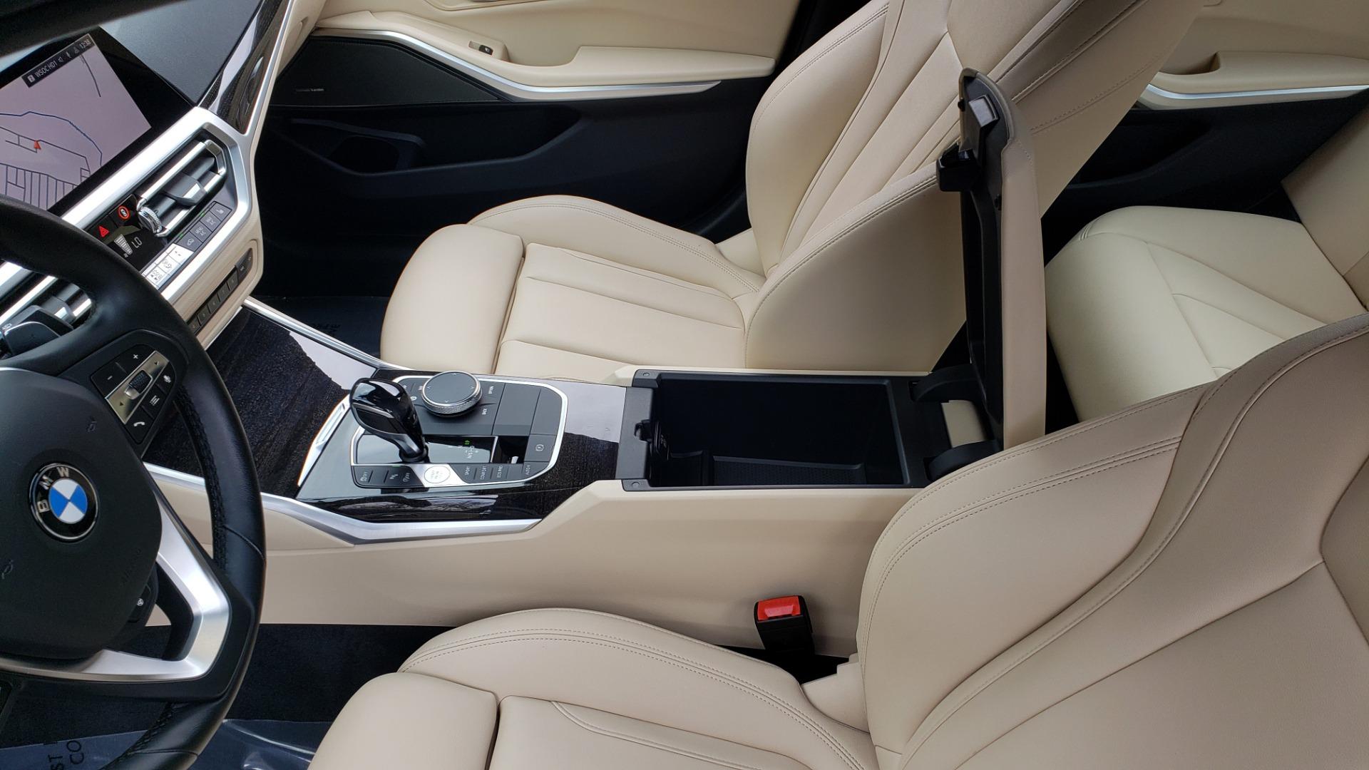 Used 2019 BMW 3 SERIES 330I PREM PKG / NAV / CONV PKG / H&K SND / LIVE COCKPIT PRO for sale Sold at Formula Imports in Charlotte NC 28227 59
