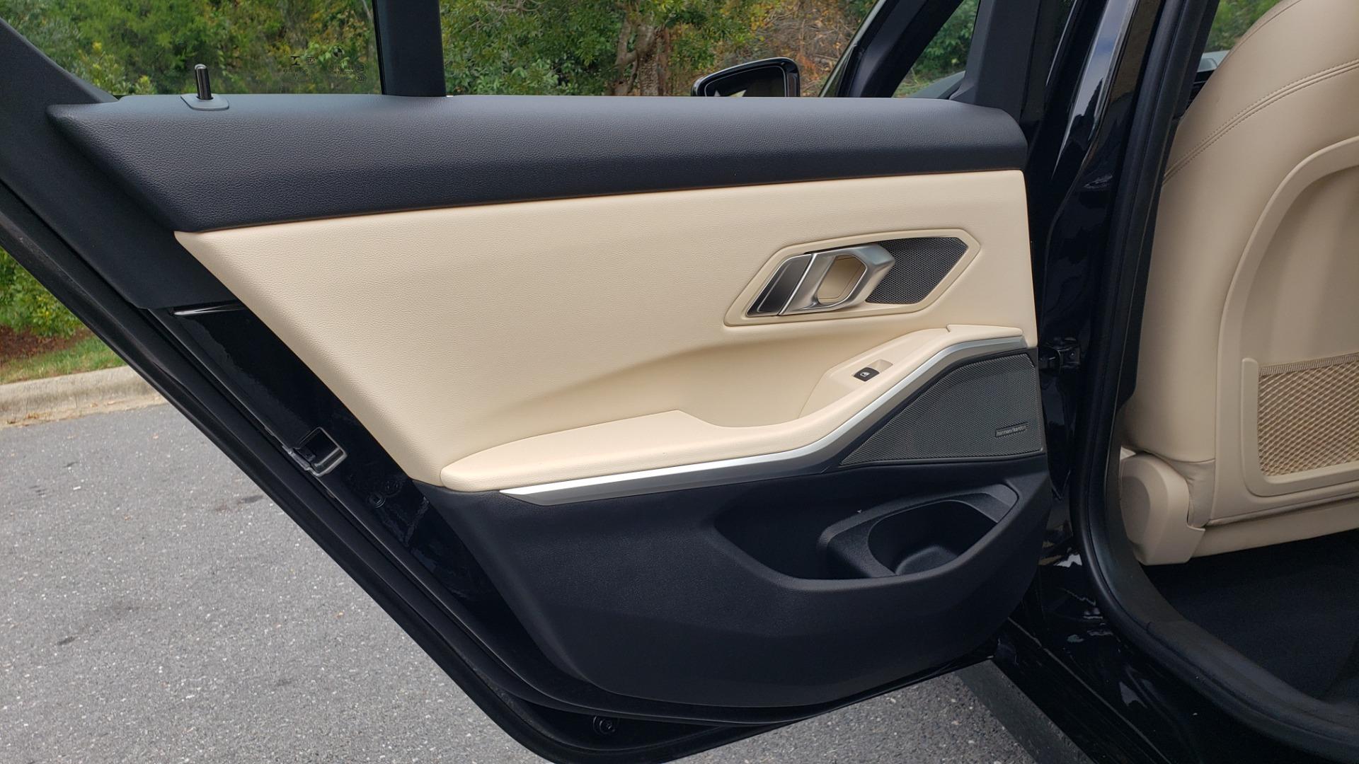 Used 2019 BMW 3 SERIES 330I PREM PKG / NAV / CONV PKG / H&K SND / LIVE COCKPIT PRO for sale Sold at Formula Imports in Charlotte NC 28227 62