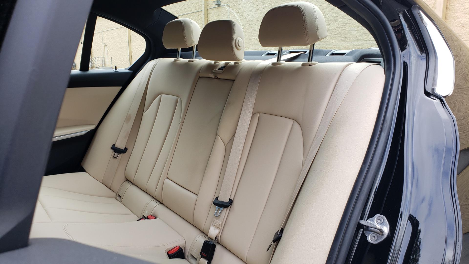 Used 2019 BMW 3 SERIES 330I PREM PKG / NAV / CONV PKG / H&K SND / LIVE COCKPIT PRO for sale Sold at Formula Imports in Charlotte NC 28227 66